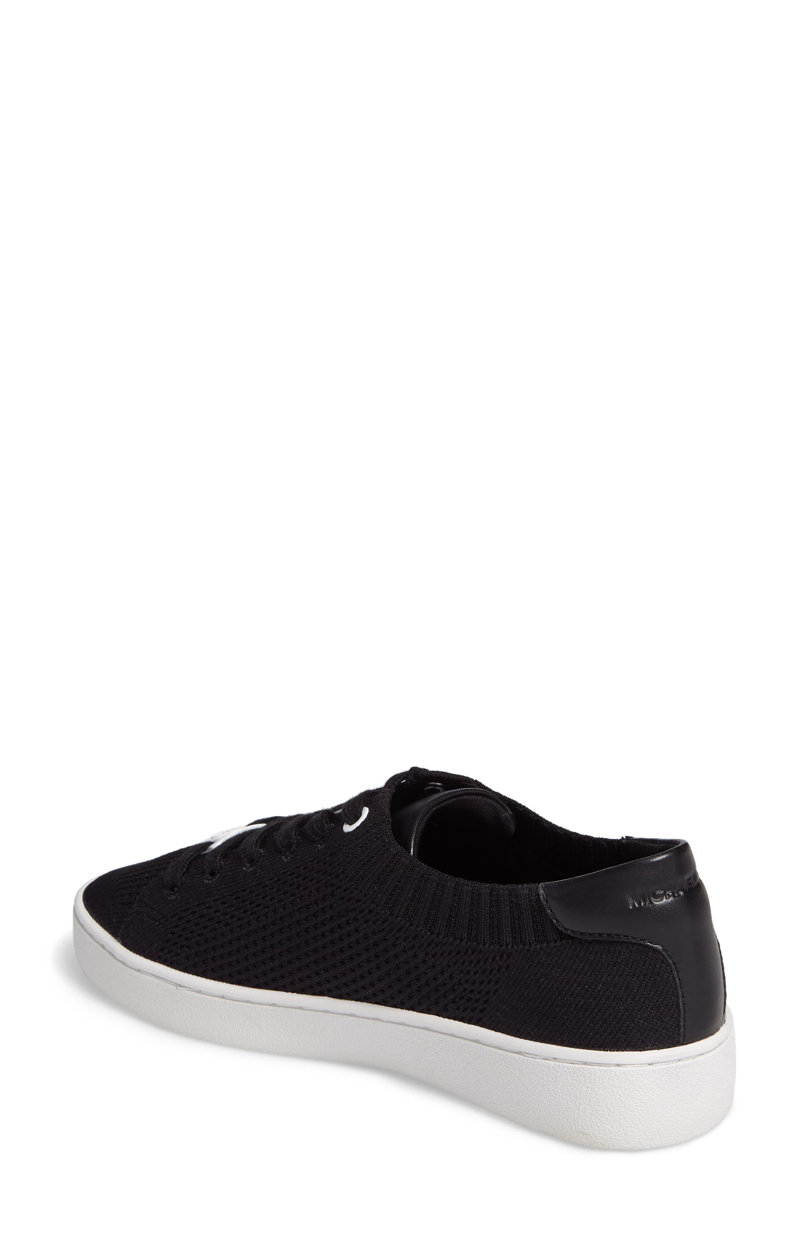 Skyler Knit Sneaker,                             Alternate thumbnail 2, color,                             001