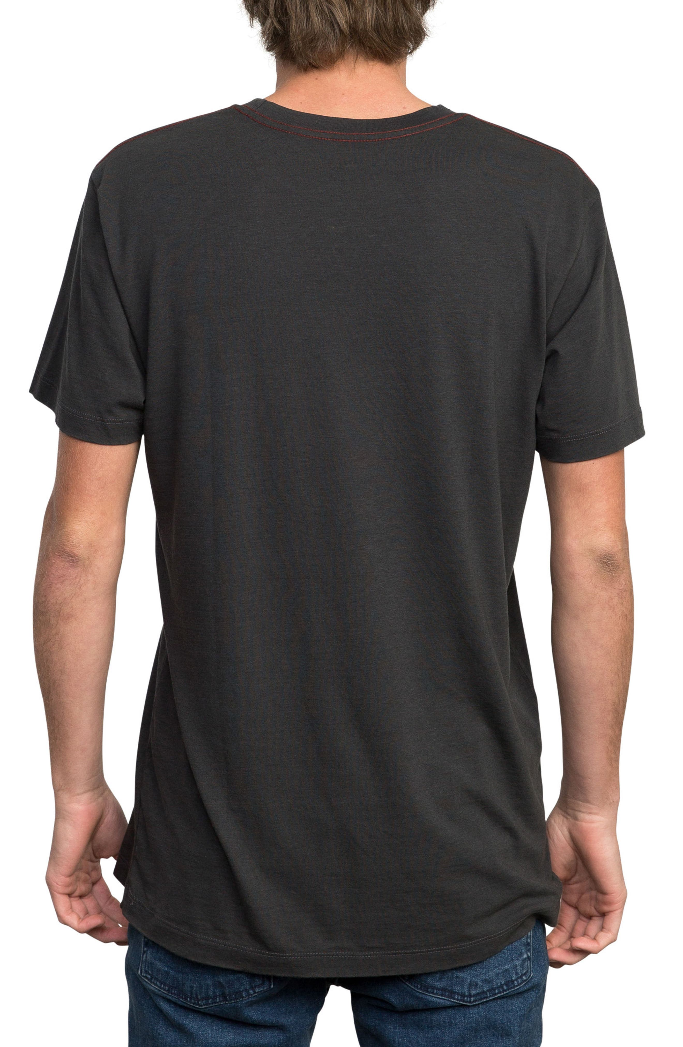 Blade Graphic T-Shirt,                             Alternate thumbnail 2, color,                             PIRATE BLACK