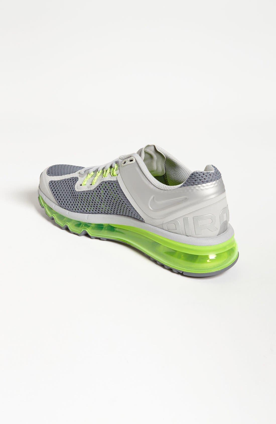 'Air Max 2013' Running Shoe,                             Alternate thumbnail 12, color,