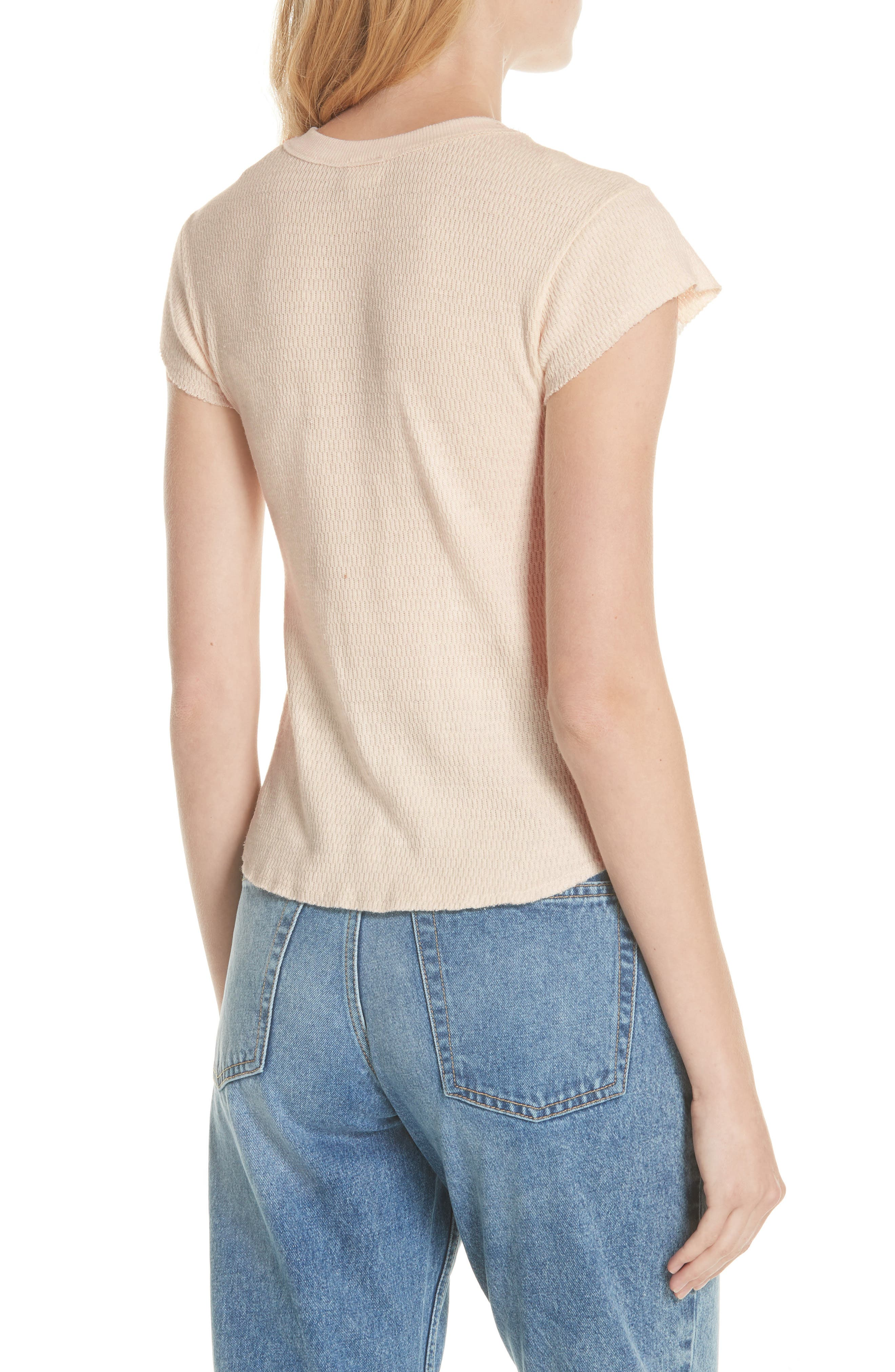 We the Free by Free People Love Dove Tee,                             Alternate thumbnail 2, color,                             903