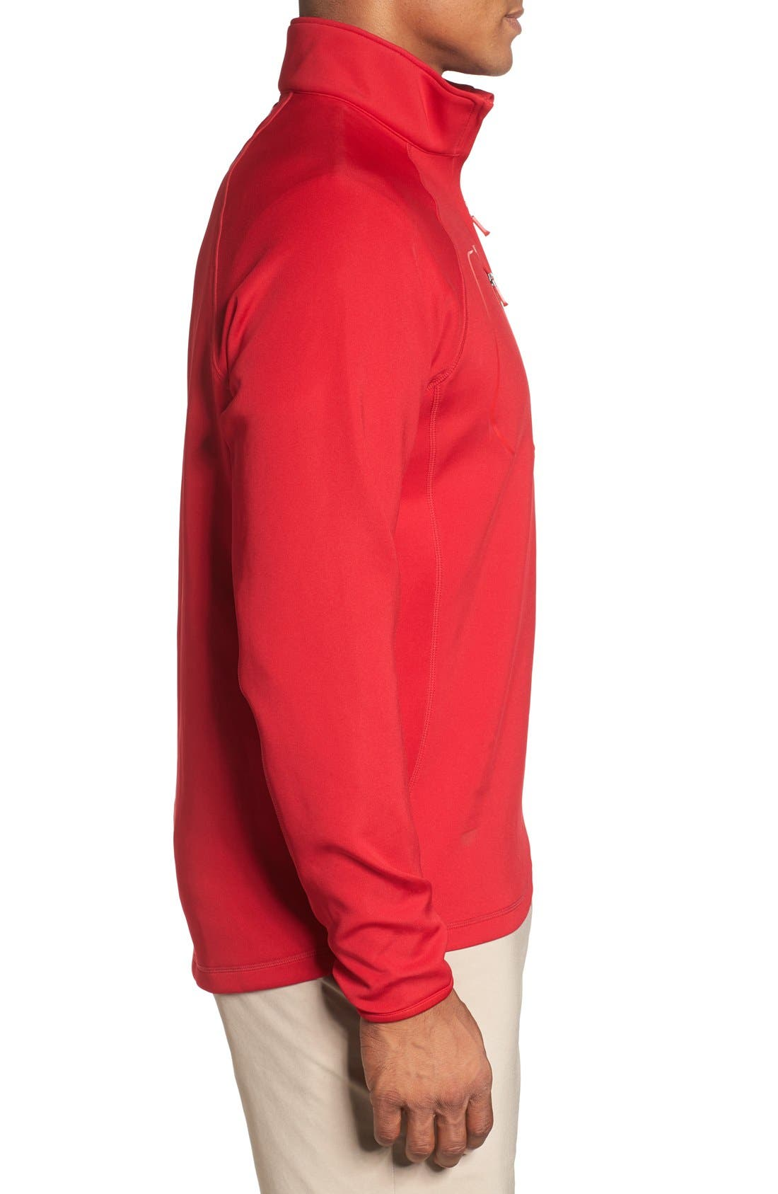 XH2O Crawford Stretch Quarter Zip Golf Pullover,                             Alternate thumbnail 37, color,