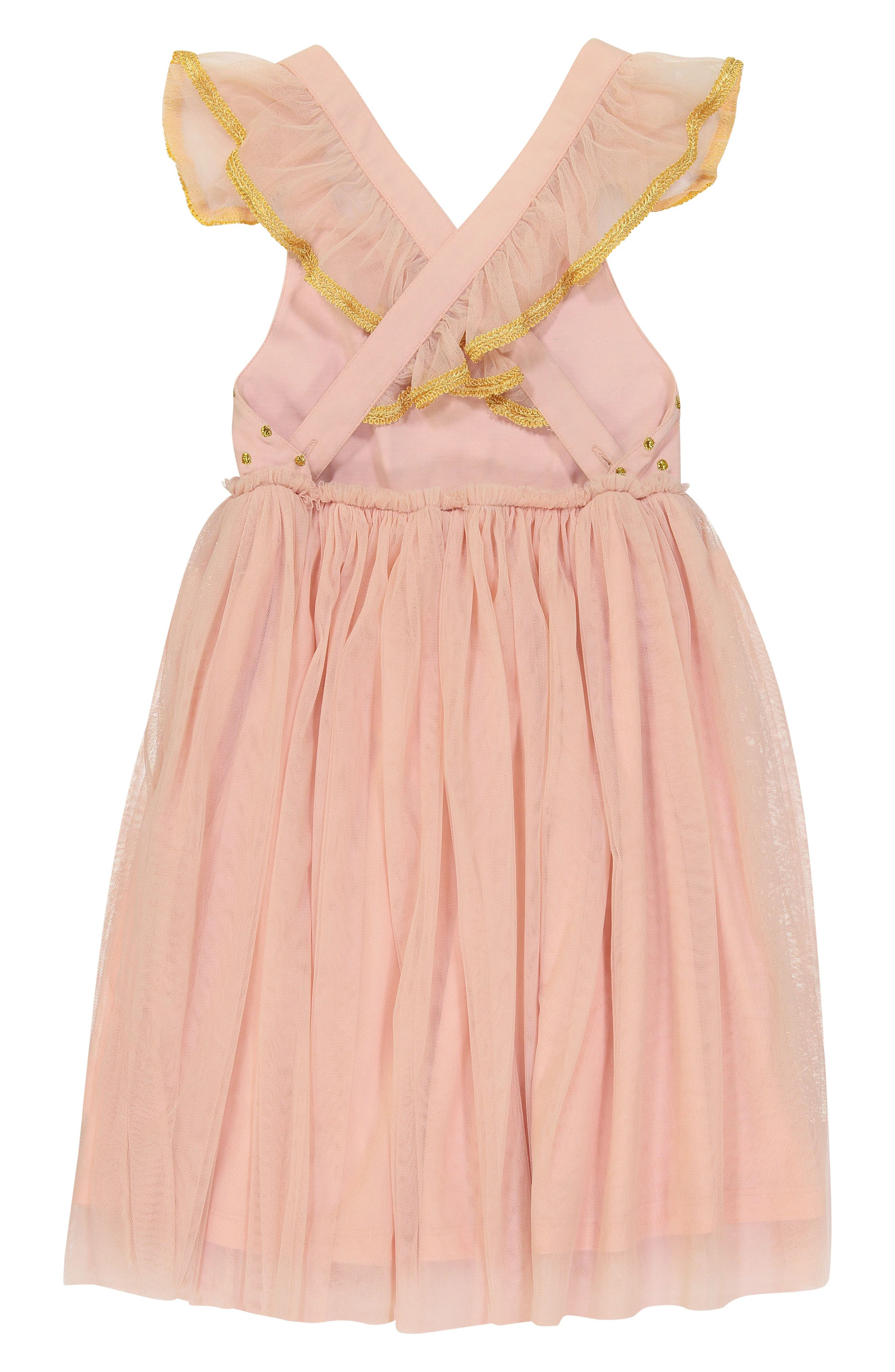 Diya Tulle Sundress,                             Alternate thumbnail 2, color,
