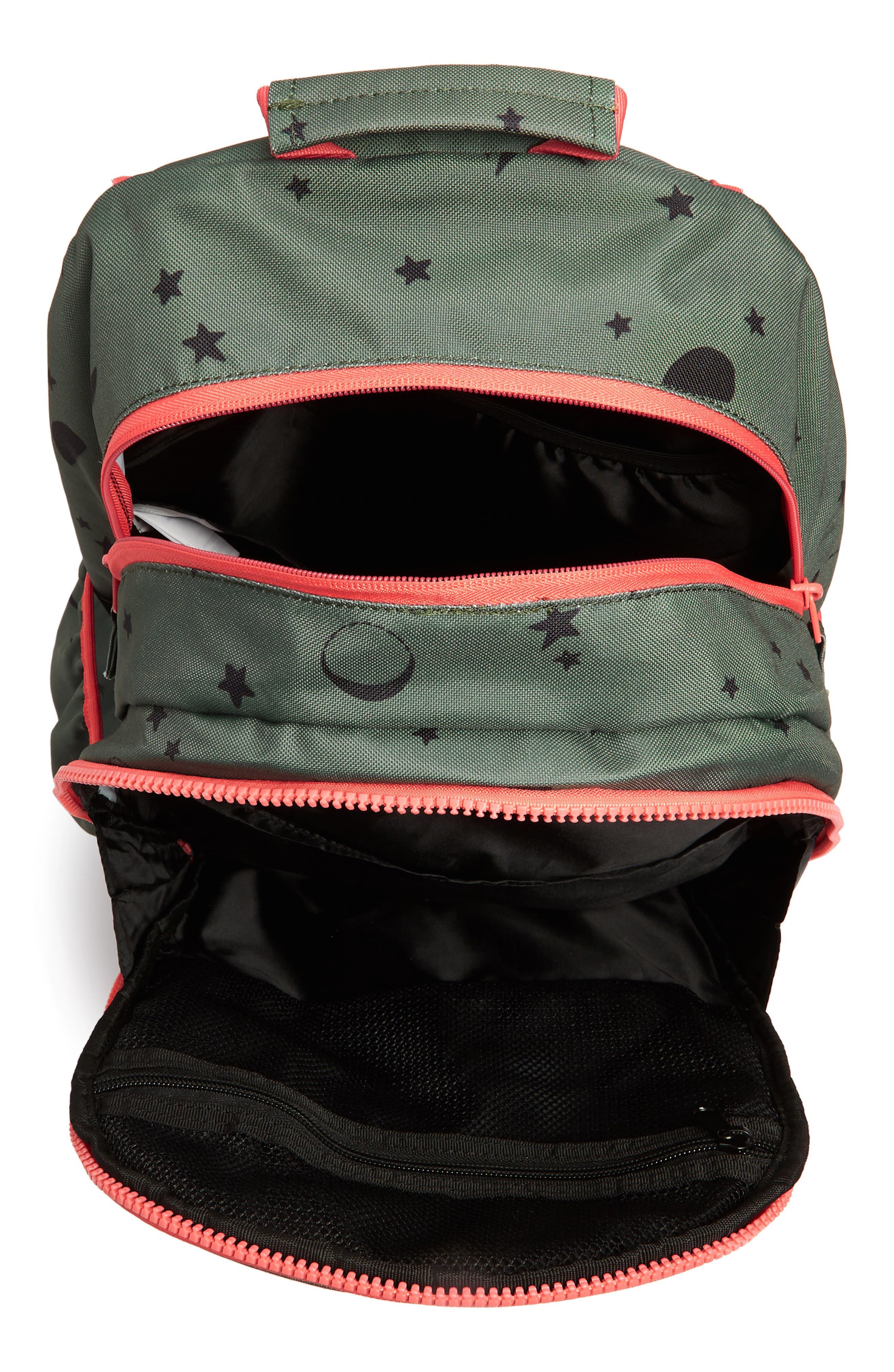 Roadie Jr. Water Resistant Backpack,                             Alternate thumbnail 3, color,                             310