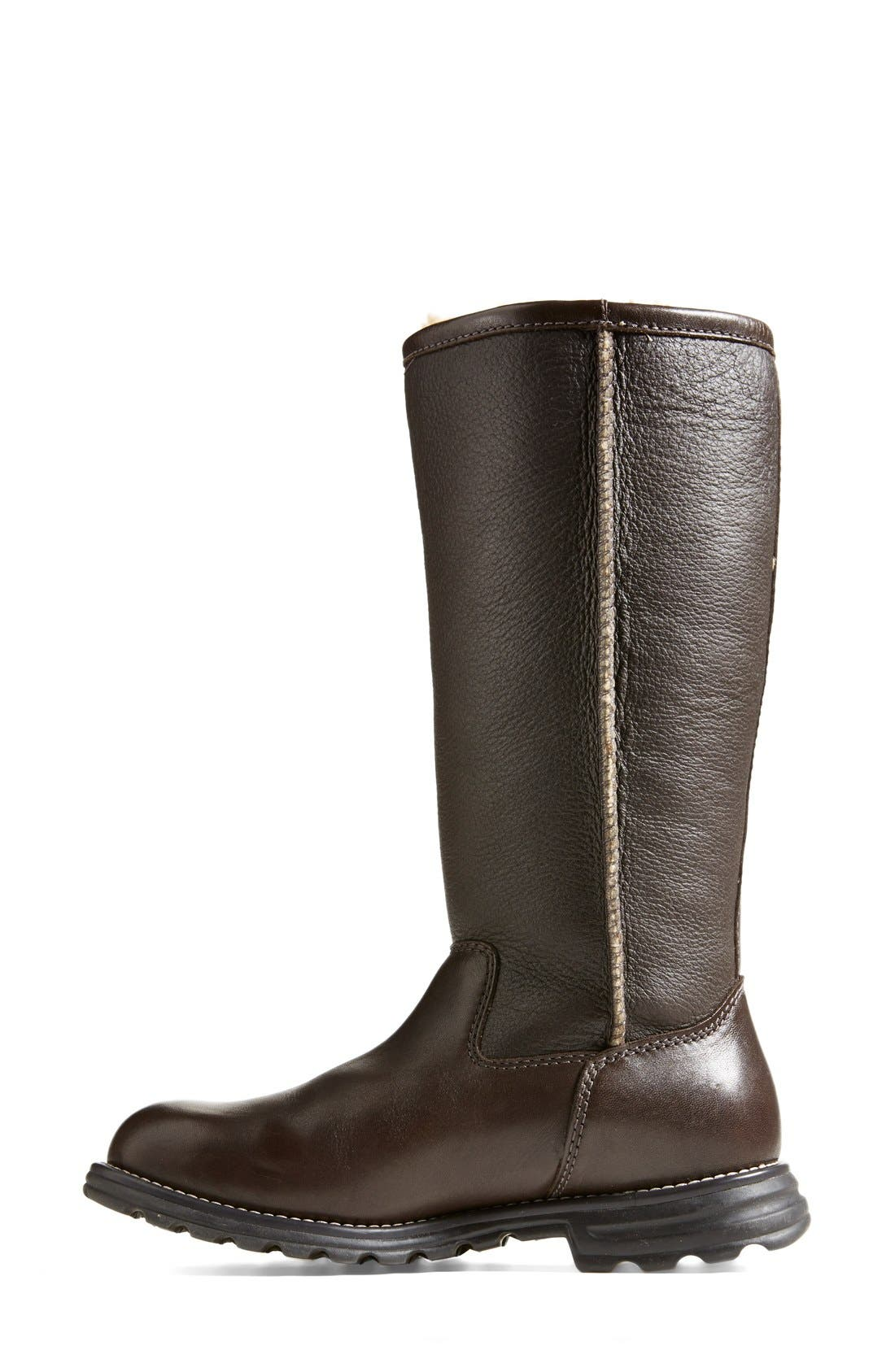 UGG<SUP>®</SUP>,                             'Brooks' Tall Boot,                             Alternate thumbnail 5, color,                             211
