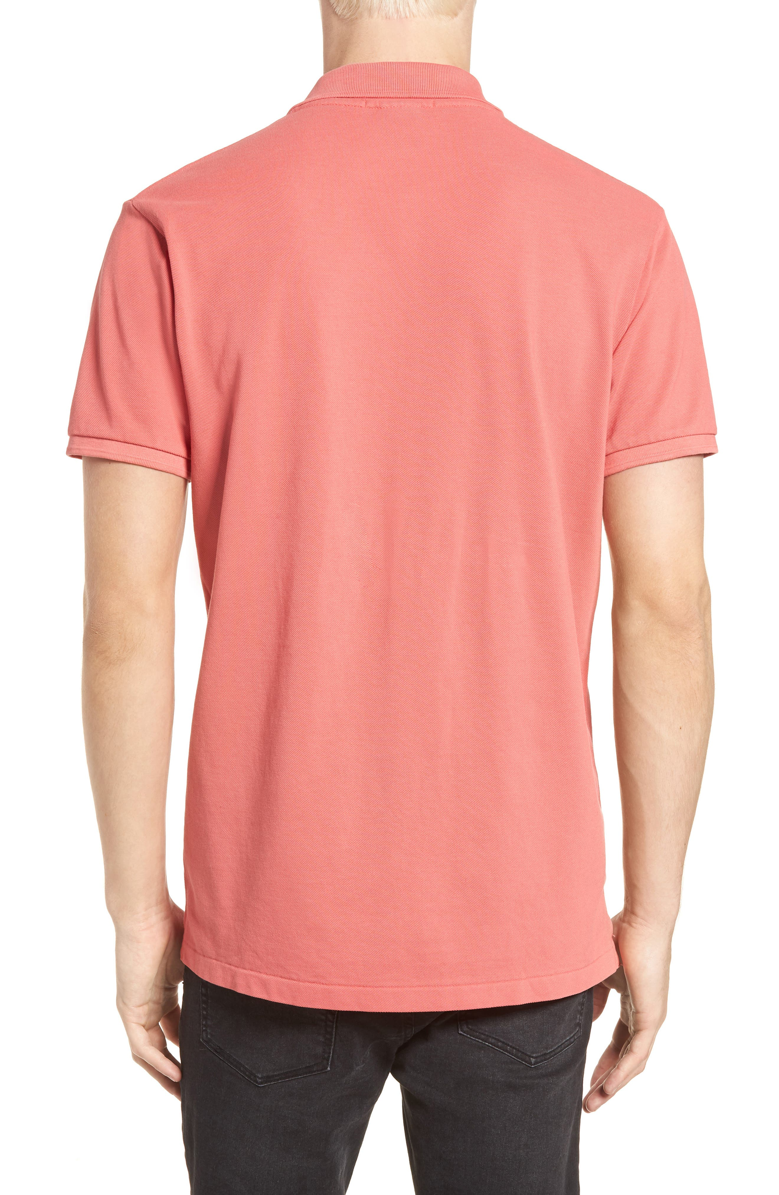 Garment Dyed Polo,                             Alternate thumbnail 2, color,                             600