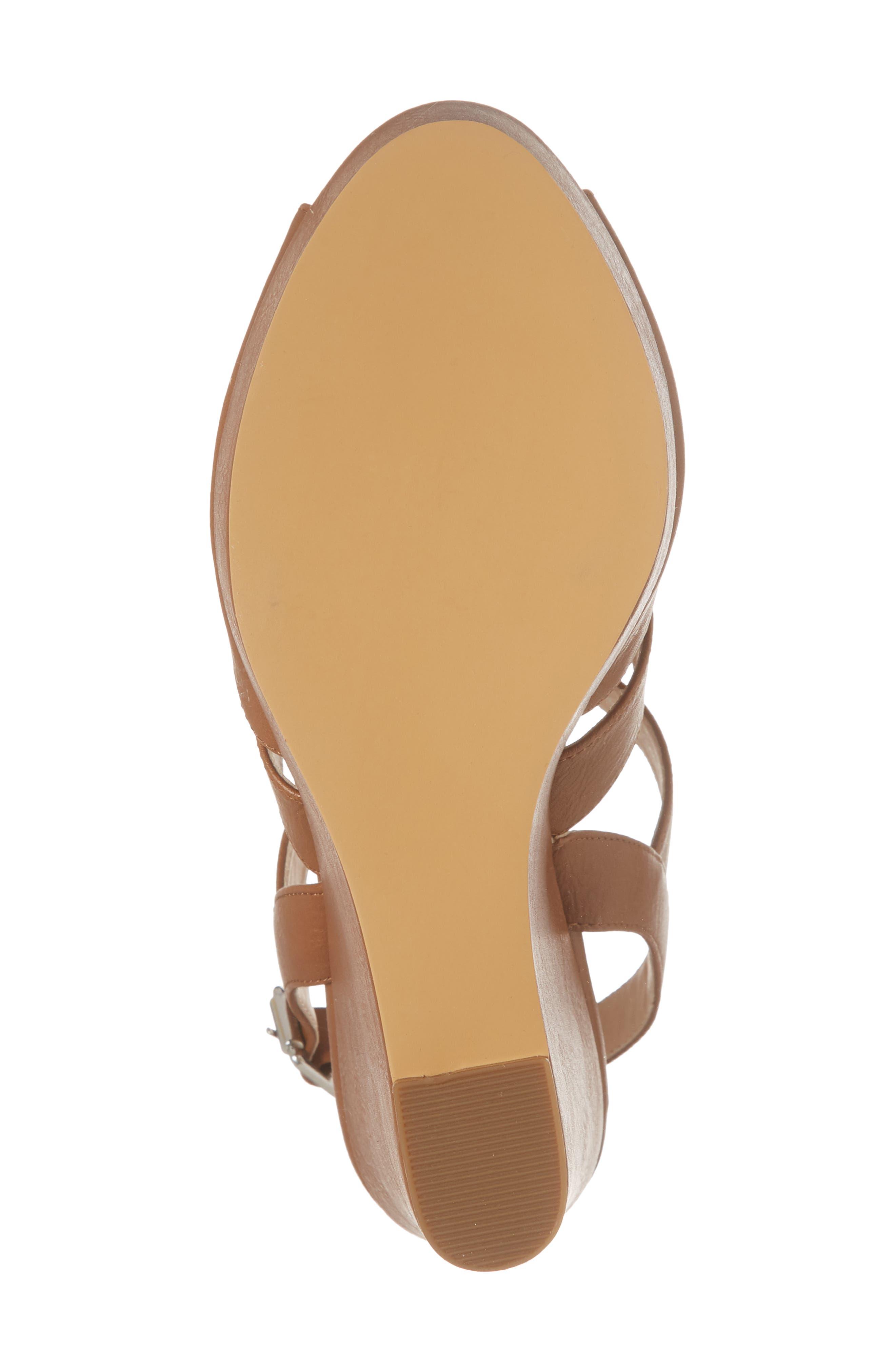 Sunny Platform Wedge Sandal,                             Alternate thumbnail 34, color,