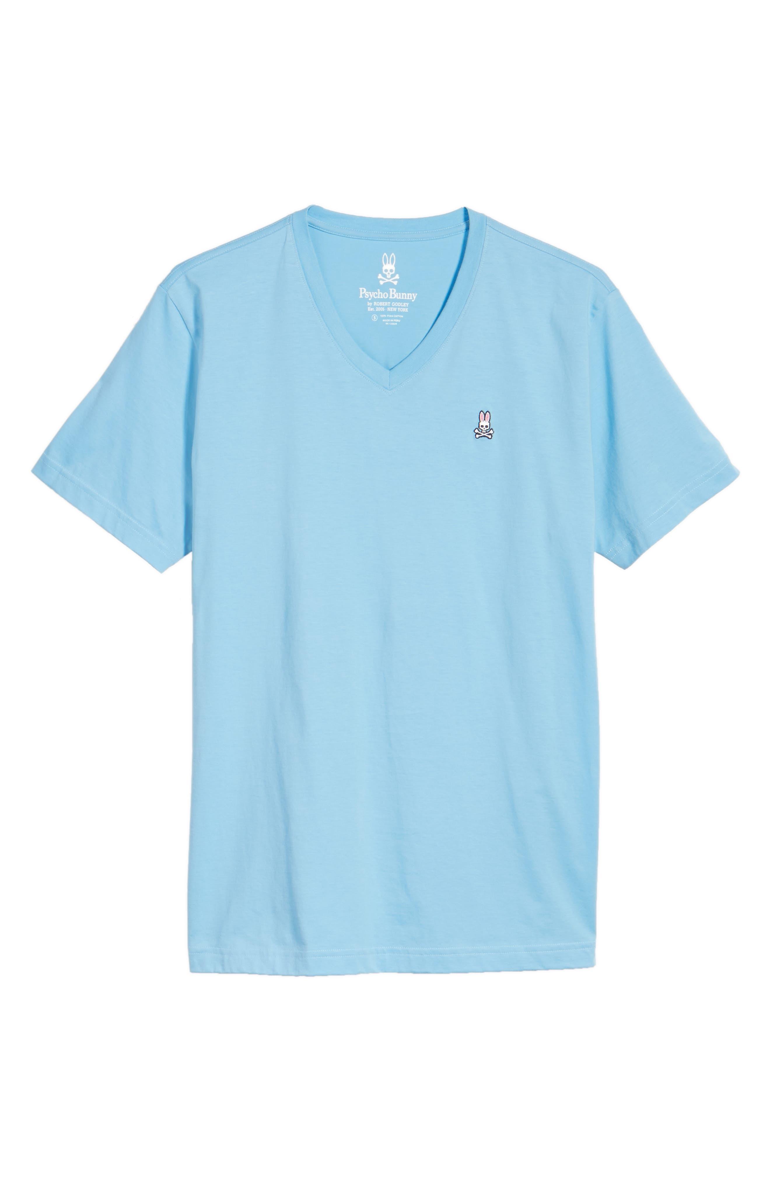 V-Neck T-Shirt,                             Alternate thumbnail 44, color,