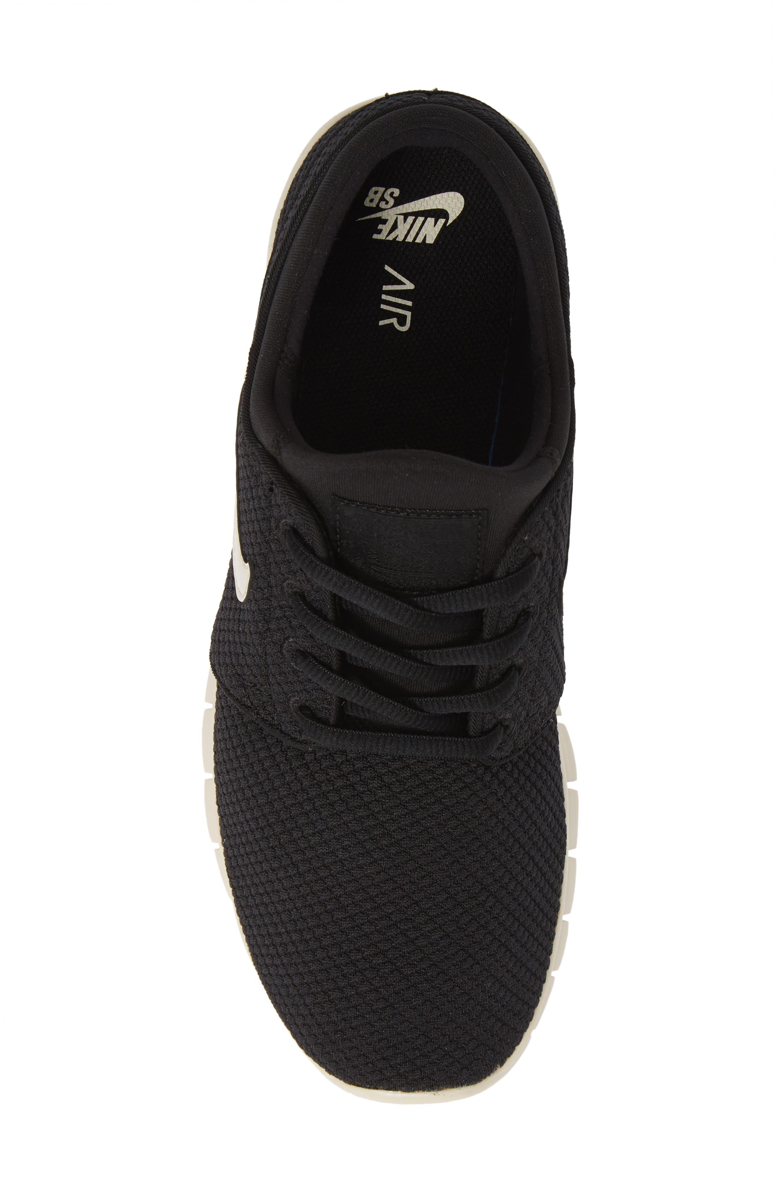 'Stefan Janoski - Max SB' Skate Shoe,                             Alternate thumbnail 5, color,                             003