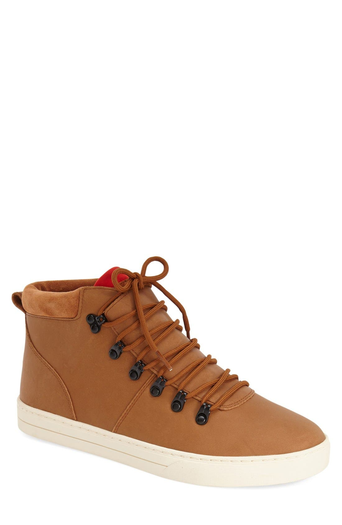 'Grant' Sneaker Boot, Main, color, 234