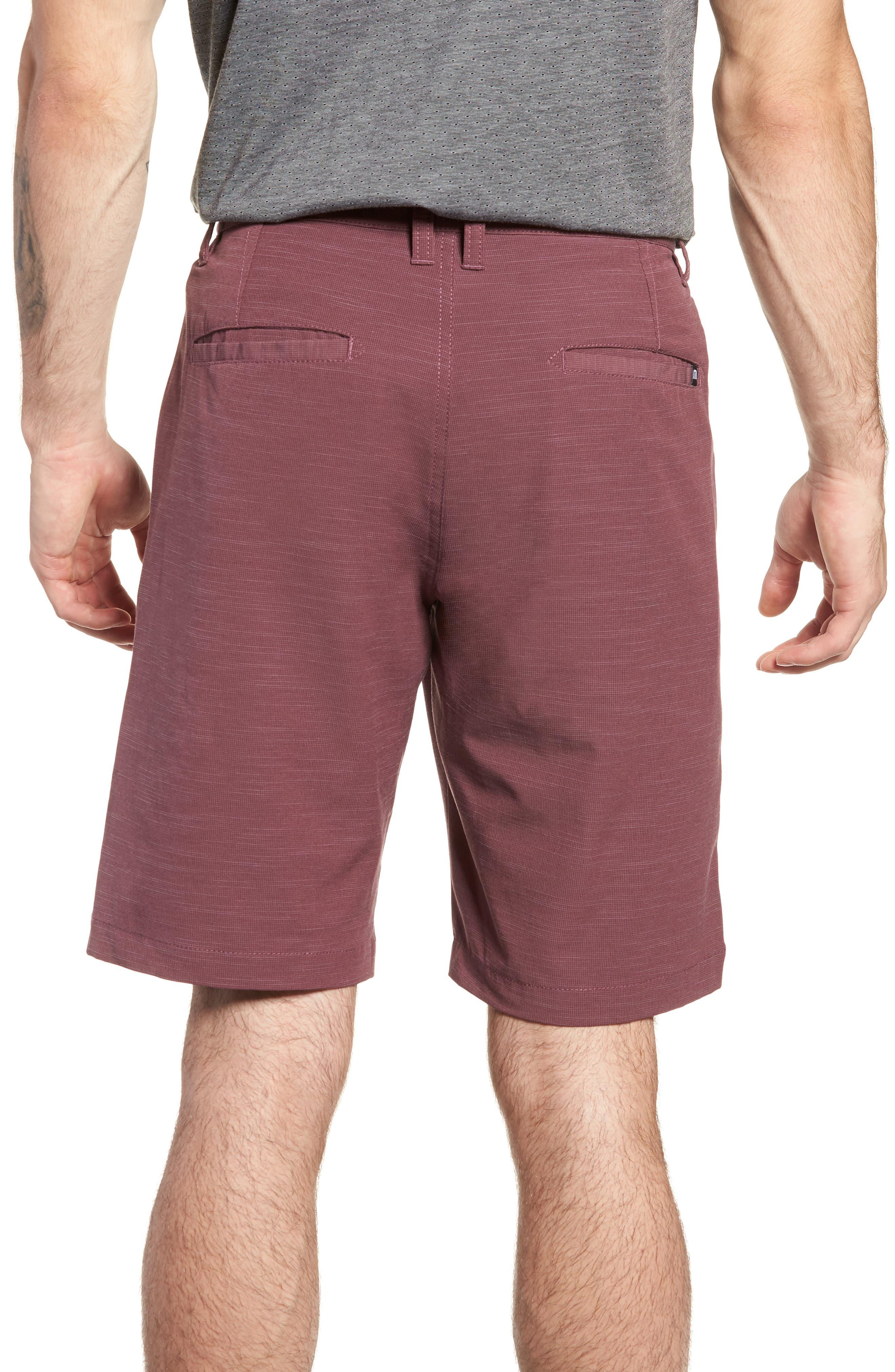 Tuner Shorts,                             Alternate thumbnail 2, color,                             EGGPLANT