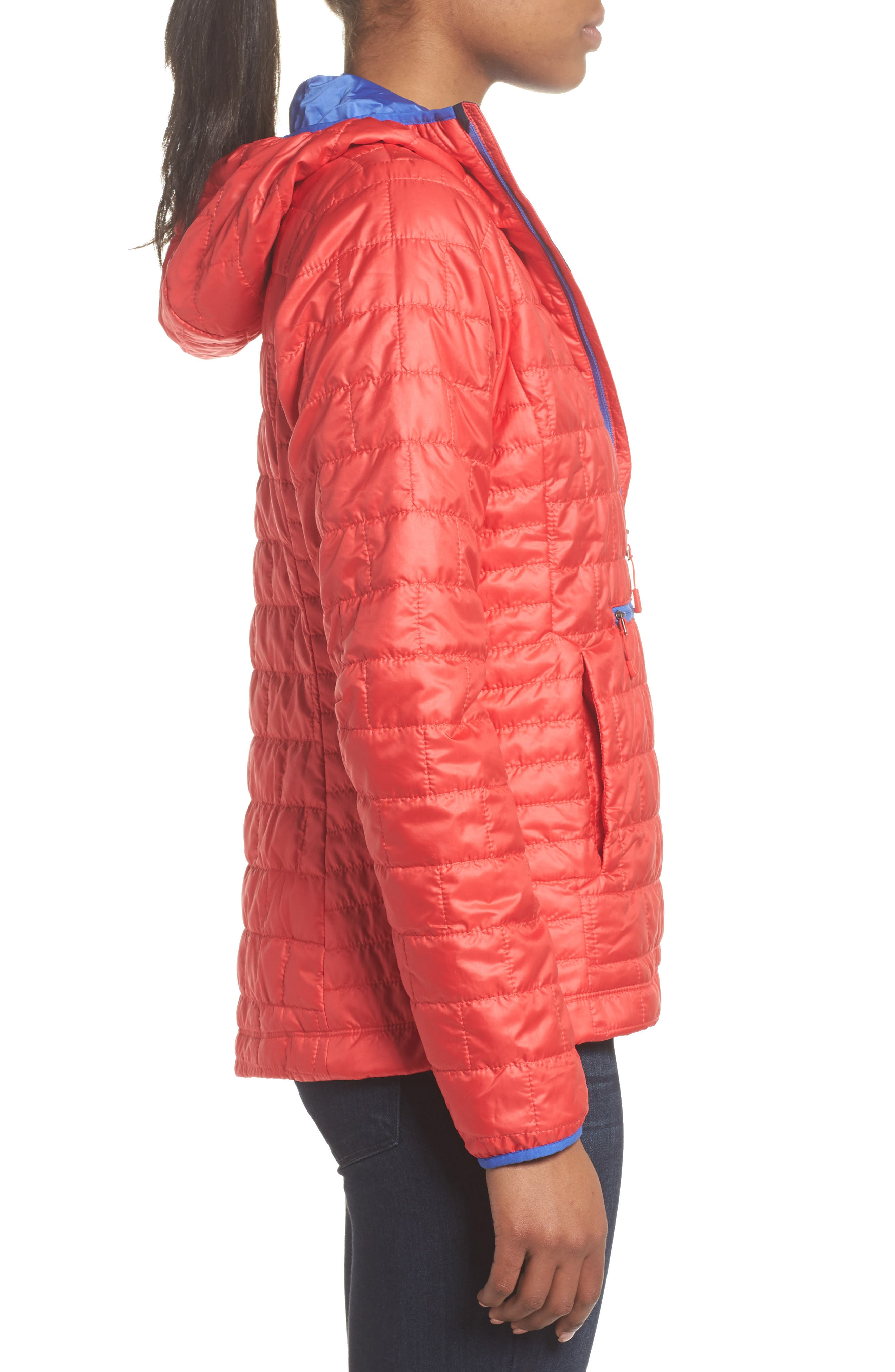 Nano Puff<sup>®</sup> Bivy Water Resistant Jacket,                             Alternate thumbnail 14, color,