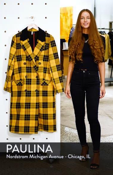 Ella Tartan Jacket, sales video thumbnail