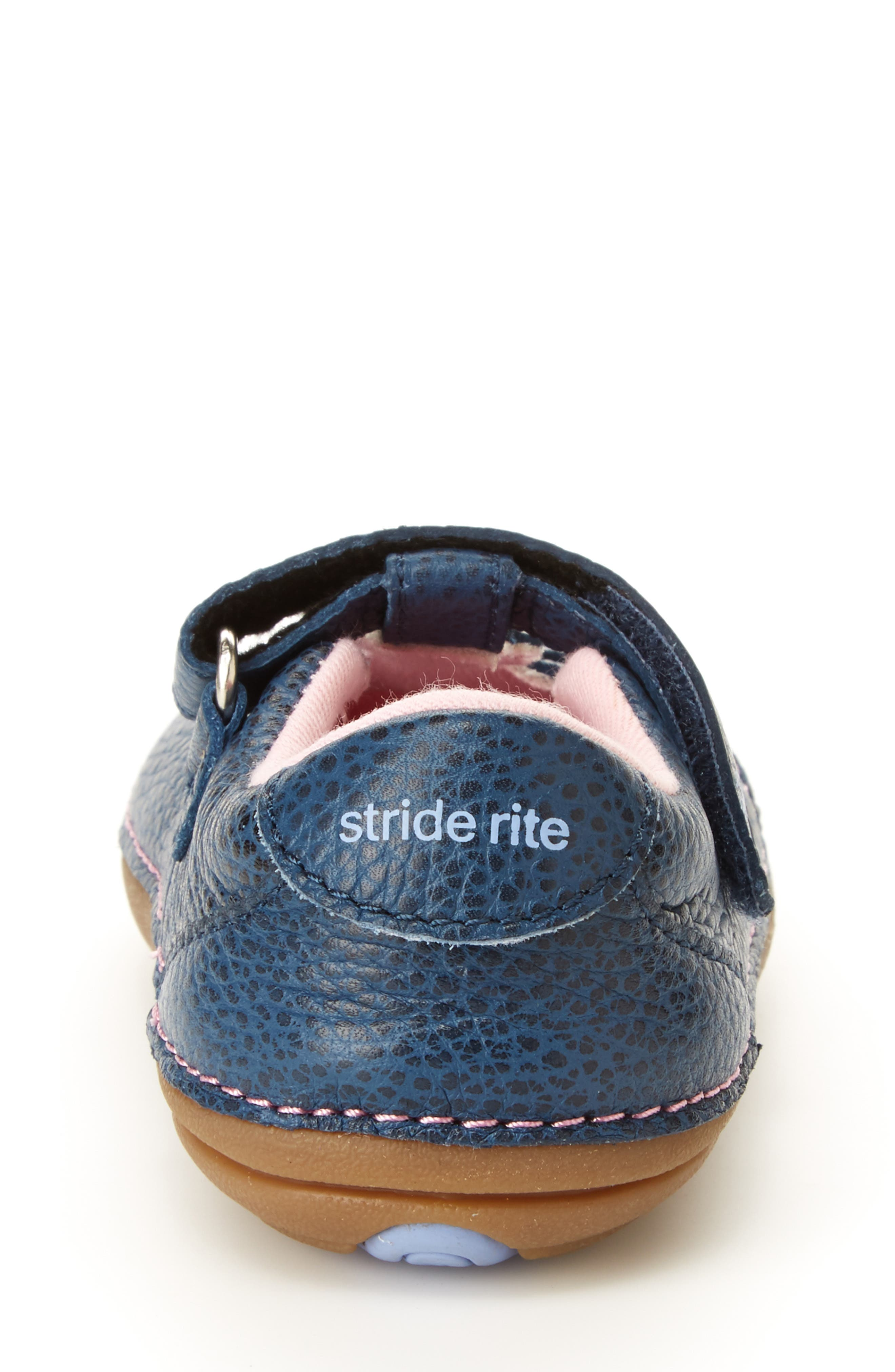 Soft Motion<sup>™</sup> Kelly Sneaker,                             Alternate thumbnail 6, color,                             NAVY