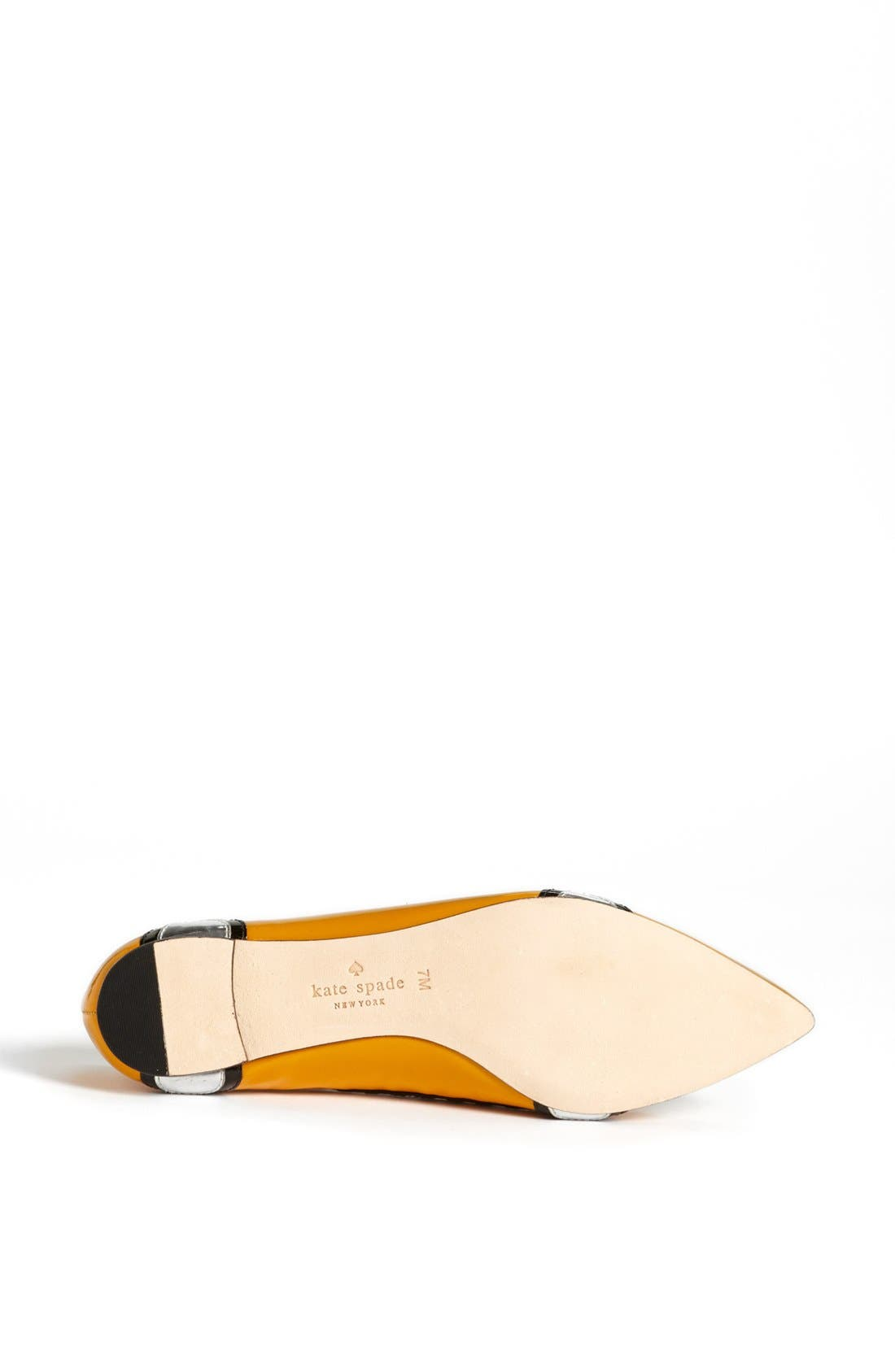'go' flat,                             Alternate thumbnail 4, color,                             TAXI YELLOW PATENT