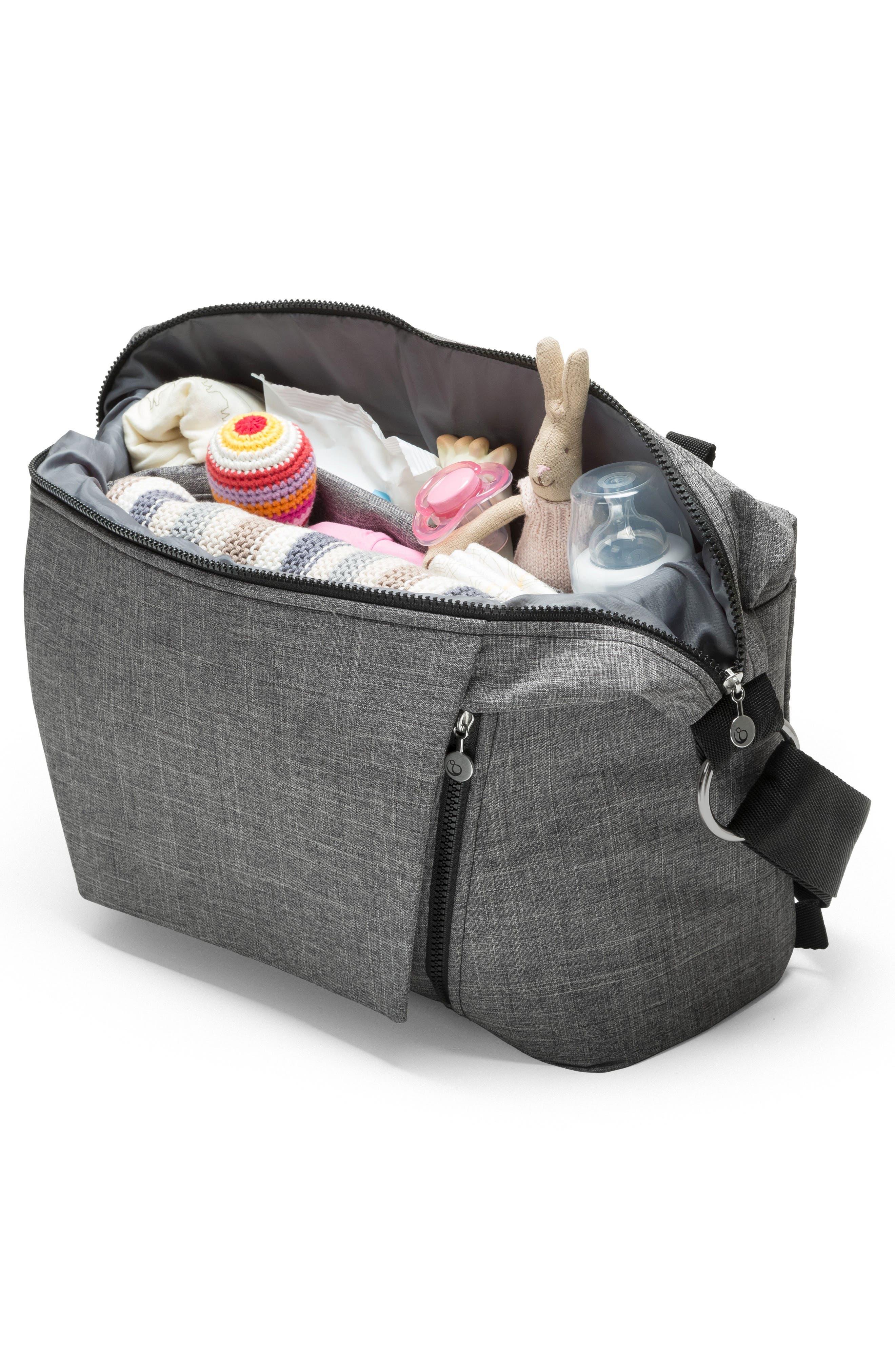 Baby 'Xplory<sup>®</sup>' Changing Bag,                             Alternate thumbnail 5, color,                             002