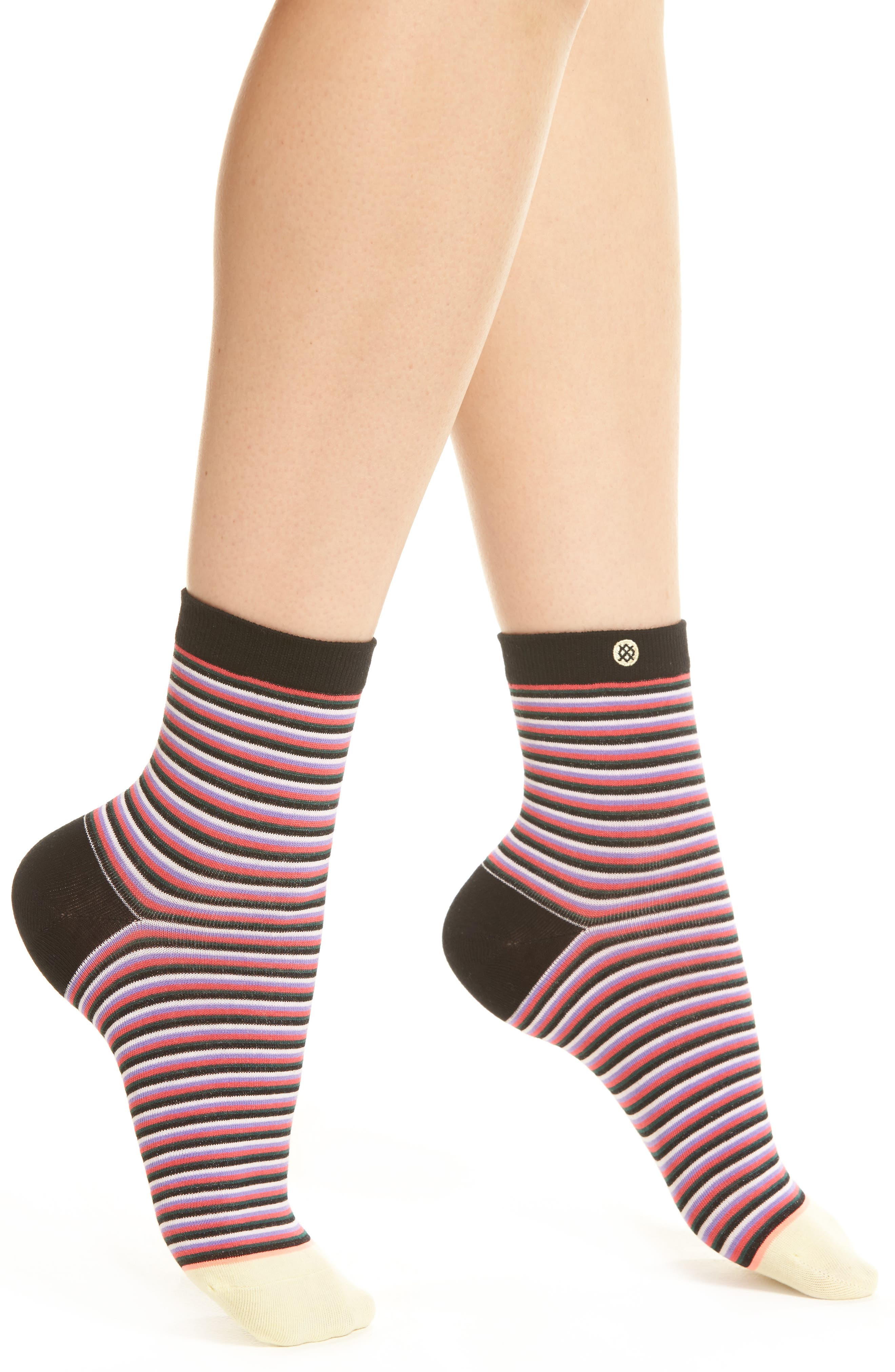 STANCE,                             Summerland Ankle Socks,                             Main thumbnail 1, color,                             600