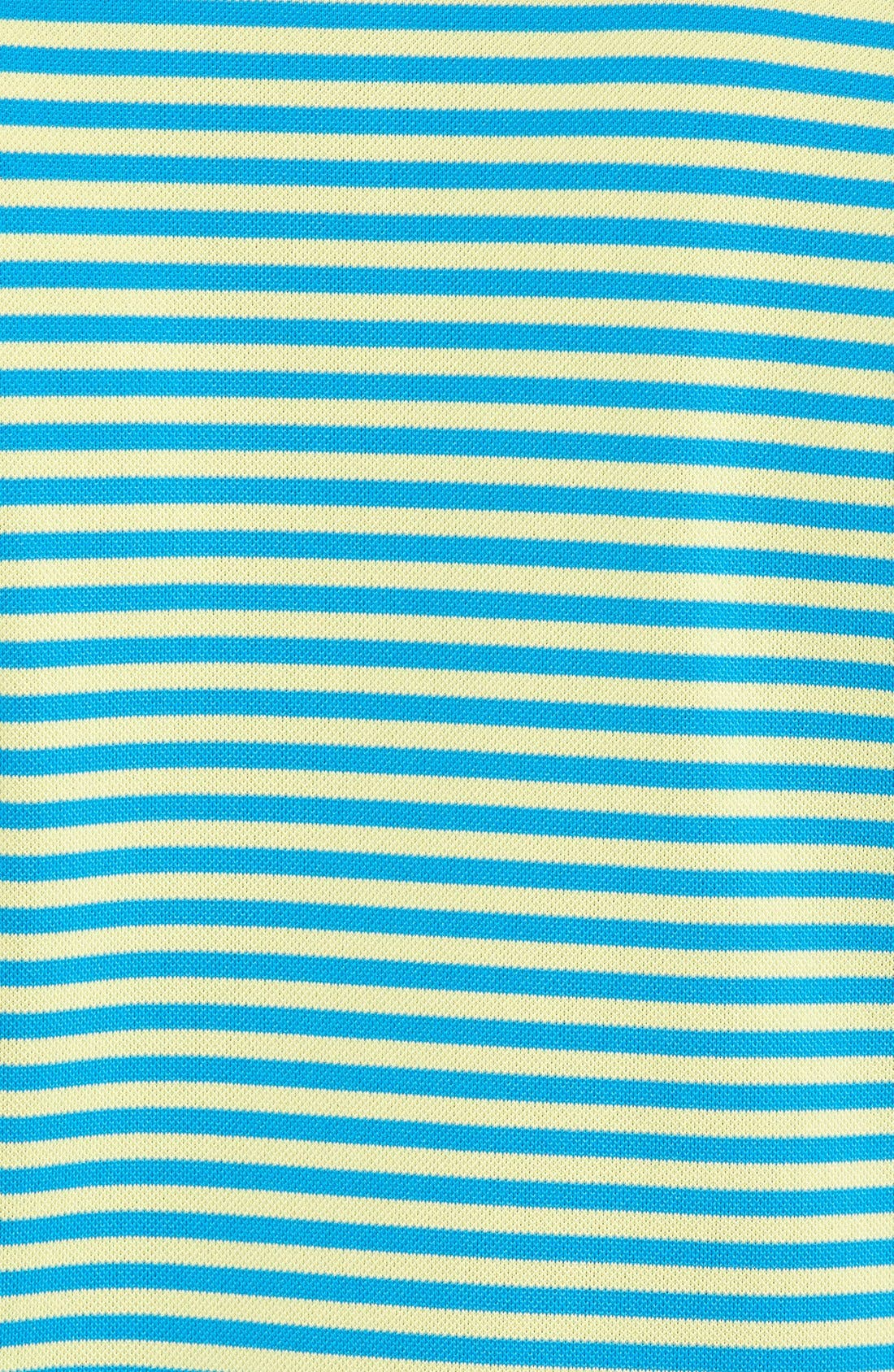 XH2O Feed Stripe Stretch Golf Polo,                             Alternate thumbnail 88, color,