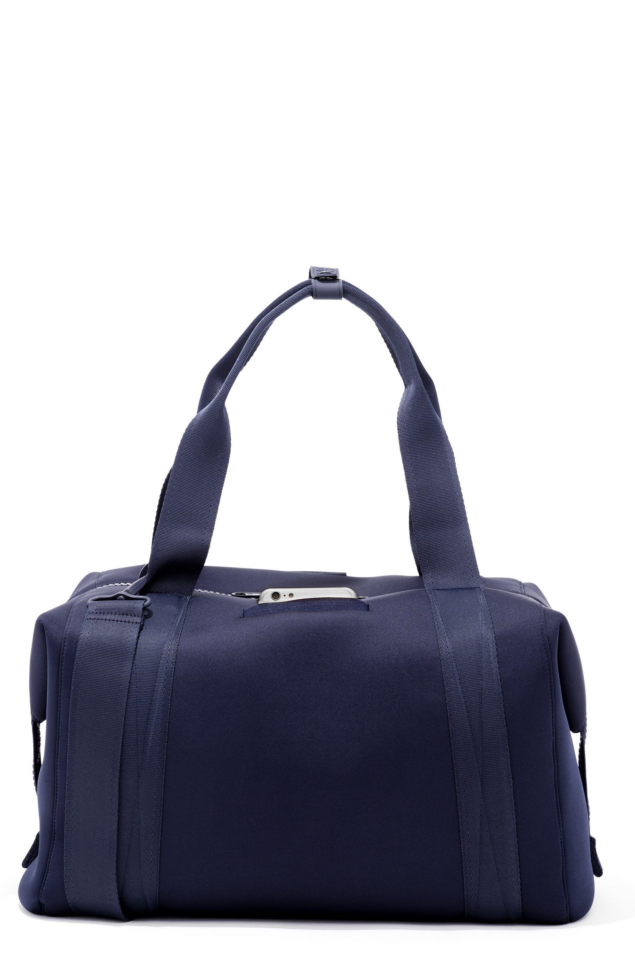365 Large Landon Neoprene Carryall Duffel Bag,                             Main thumbnail 5, color,