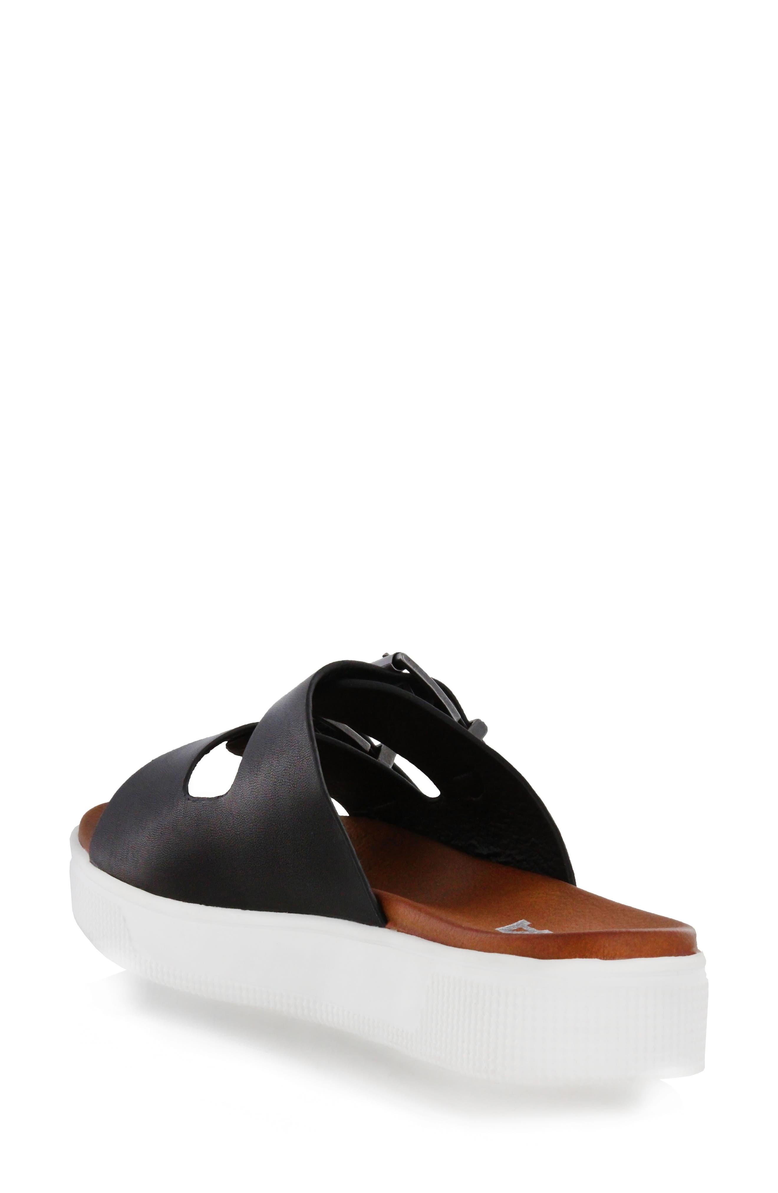 Venessa Platform Slide Sandal,                             Alternate thumbnail 2, color,                             001