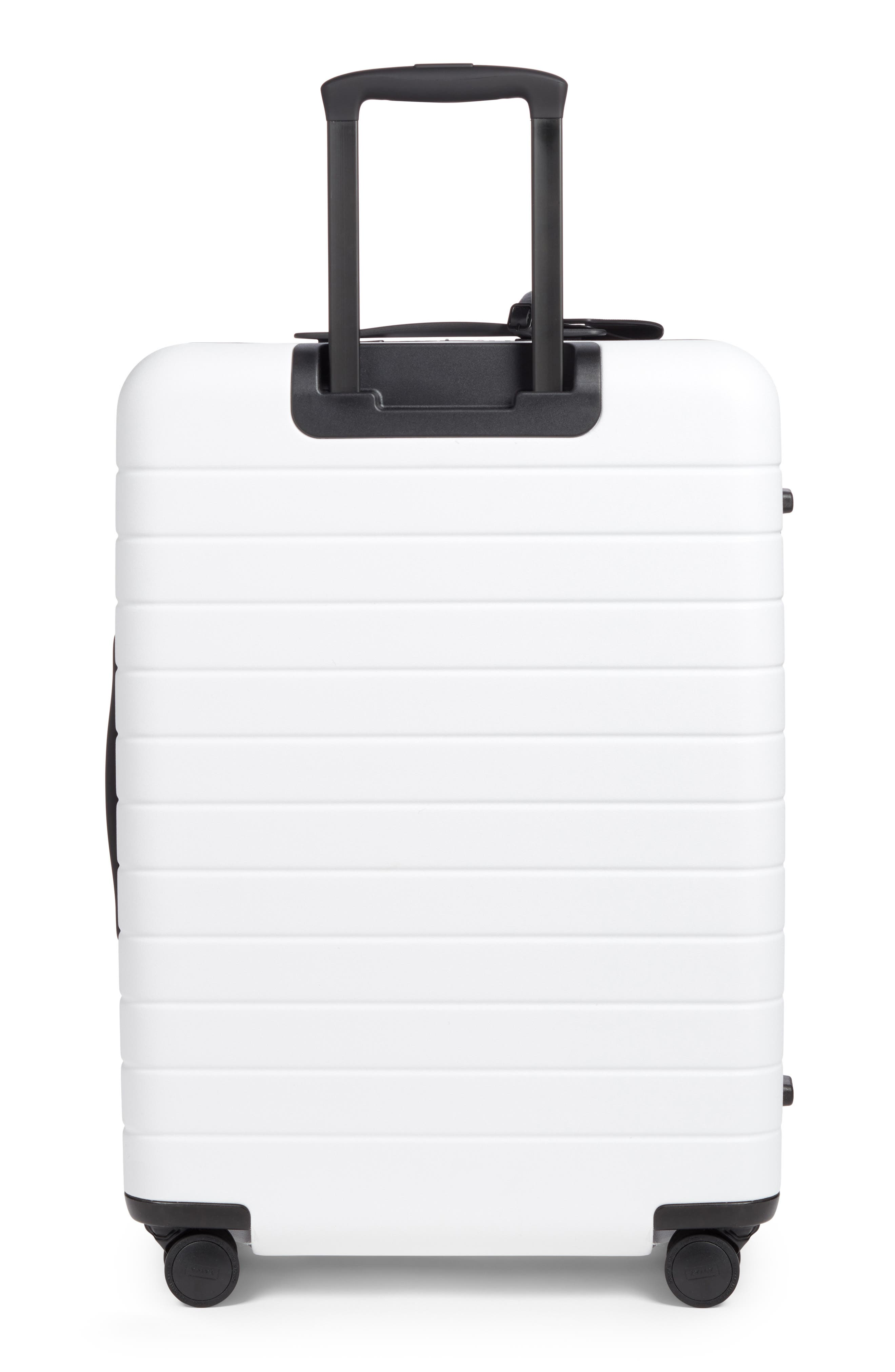 The Medium Suitcase,                             Alternate thumbnail 4, color,                             WHITE/ MULTI