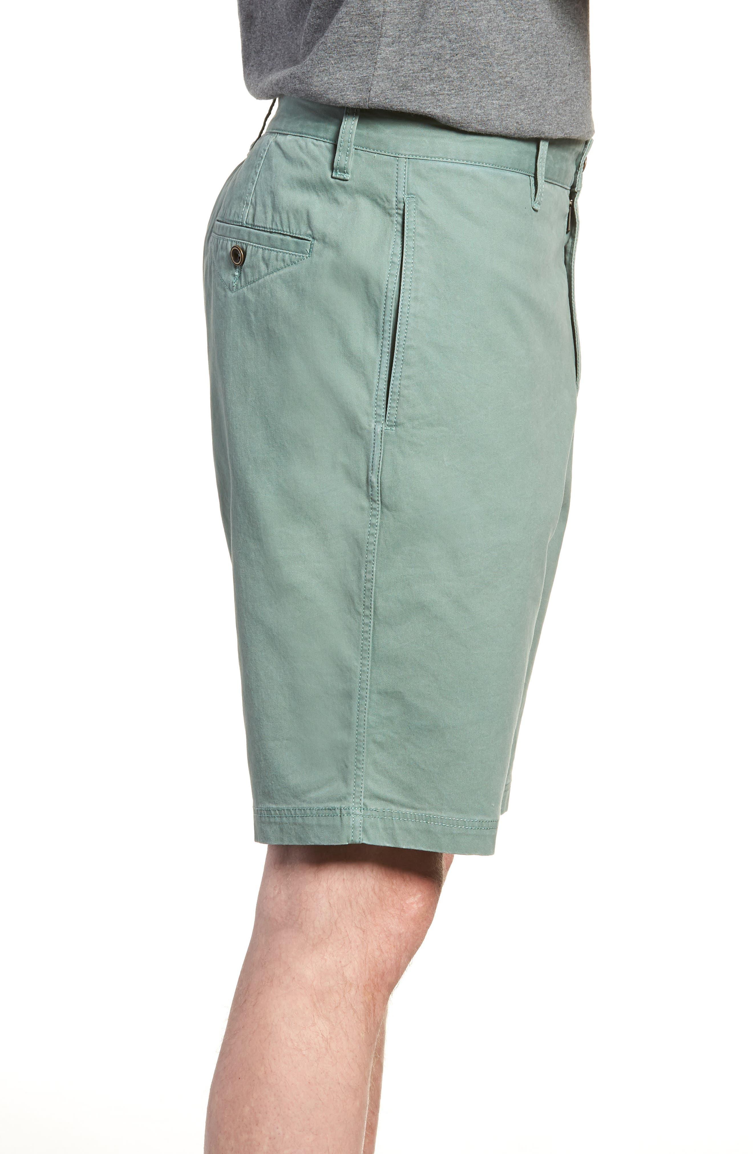 Glenburn Shorts,                             Alternate thumbnail 3, color,                             SAGE