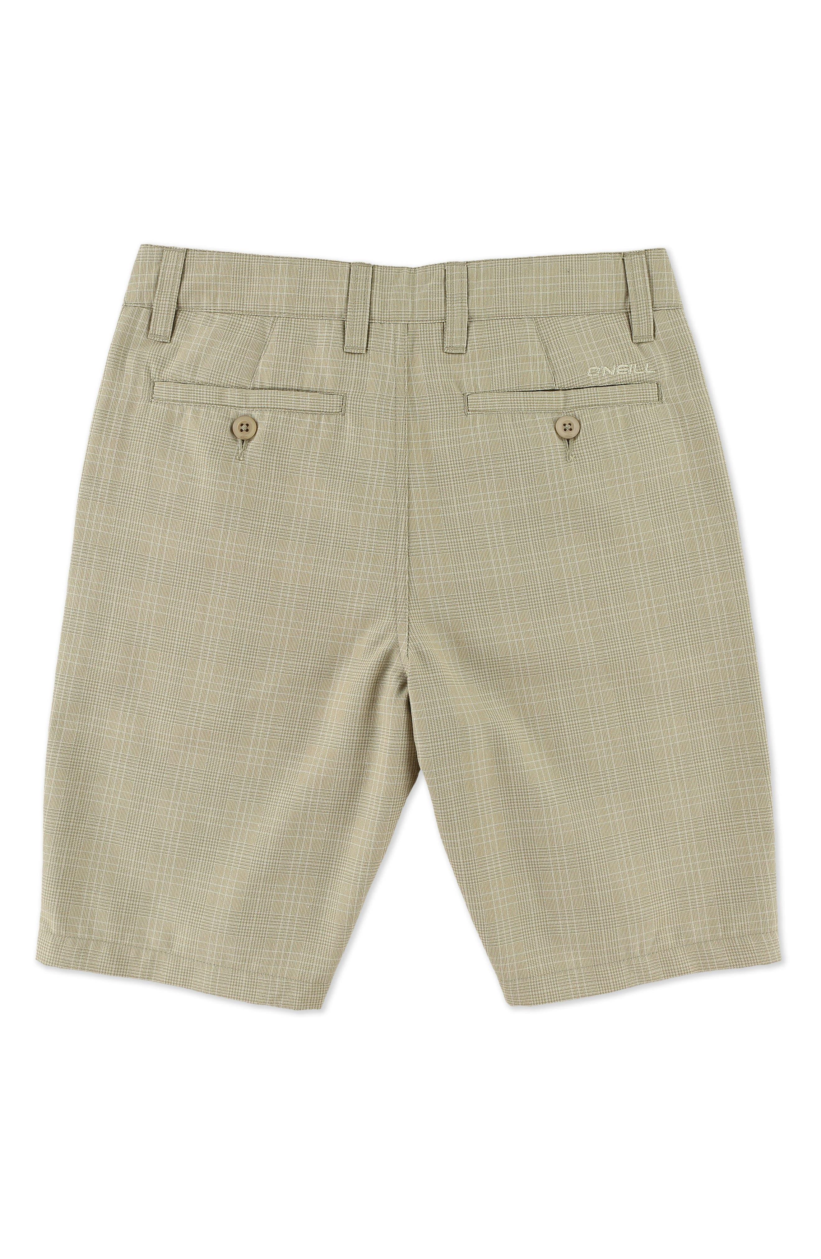 Delta Plaid Chino Shorts,                         Main,                         color, 020