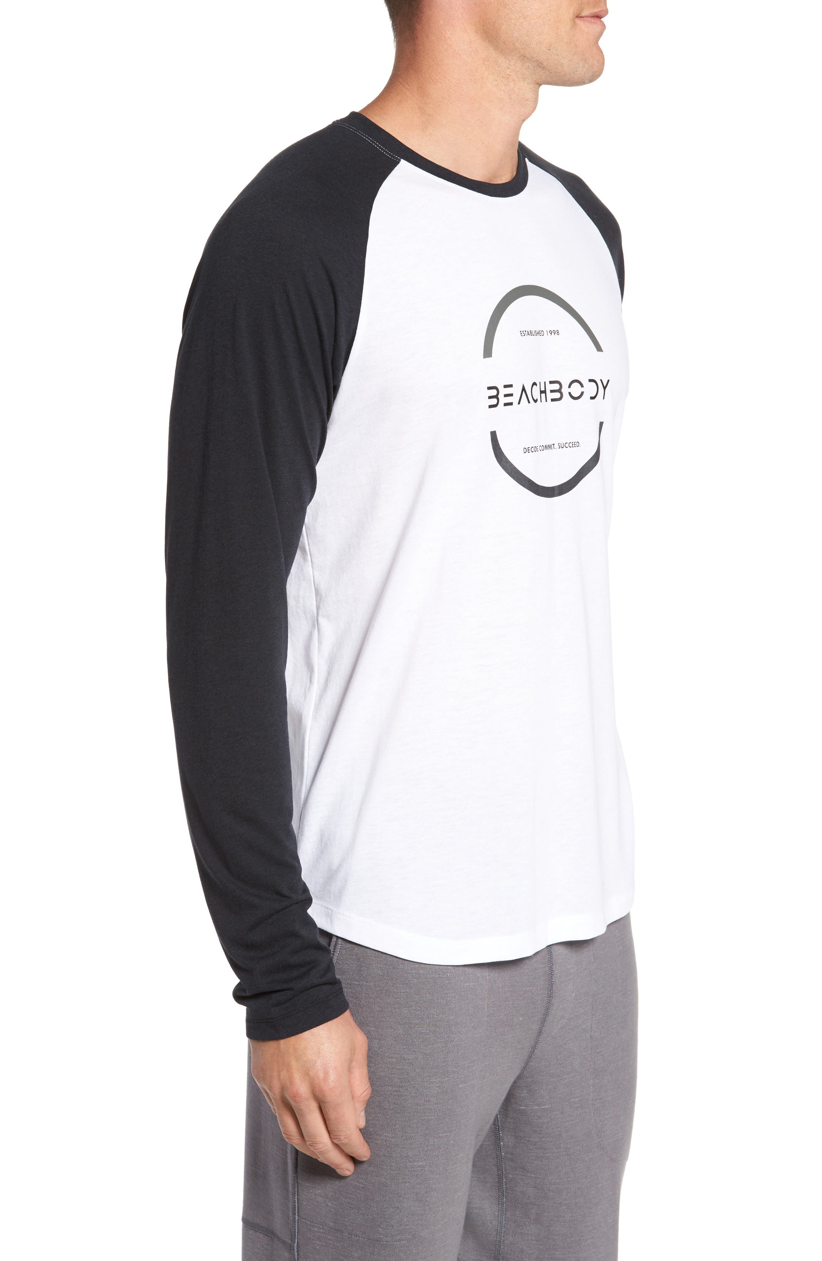 Go-To Infinity Long Sleeve T-Shirt,                             Alternate thumbnail 6, color,