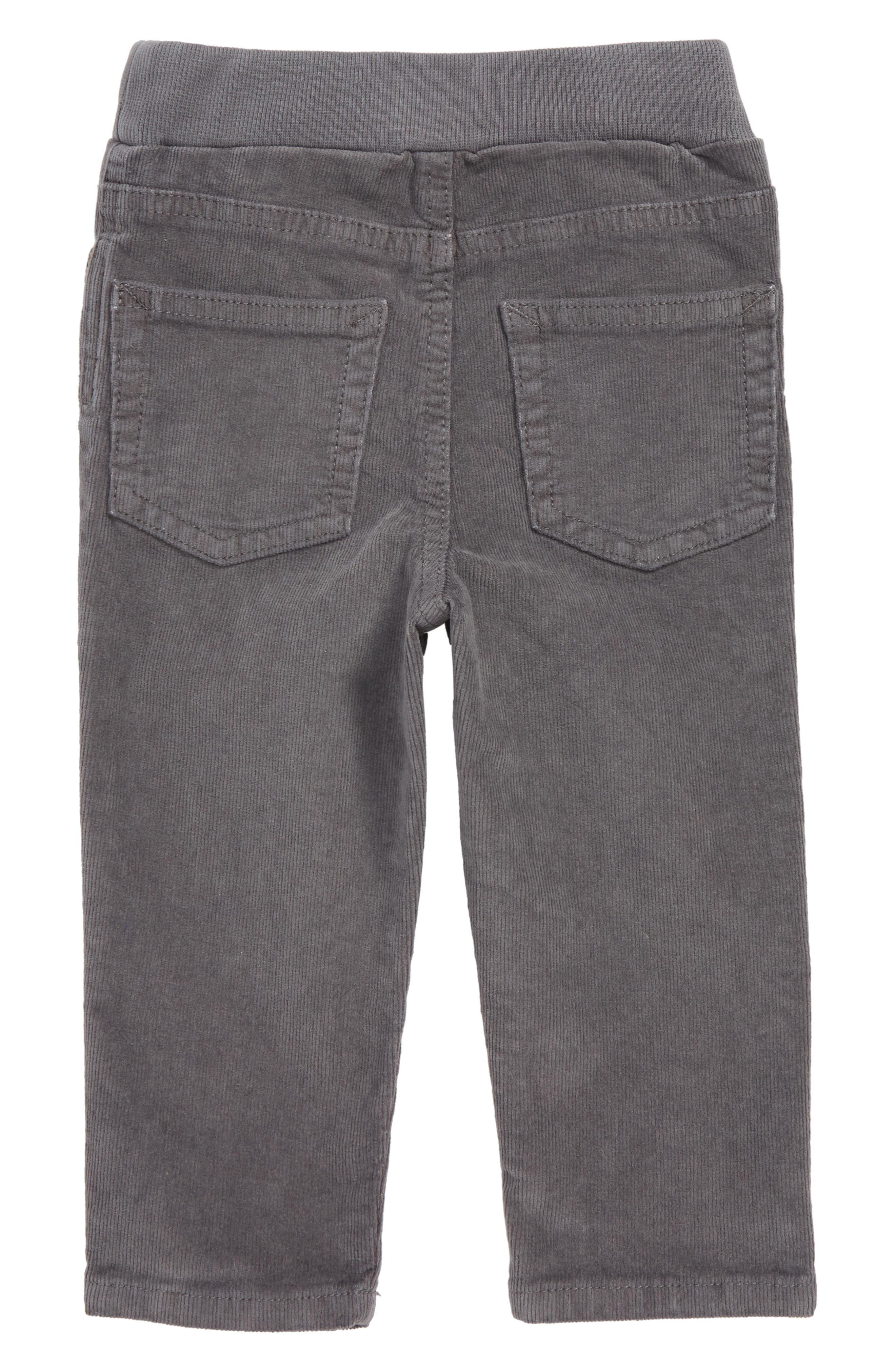 TUCKER + TATE,                             Corduroy Pants,                             Alternate thumbnail 2, color,                             GREY CASTLEROCK