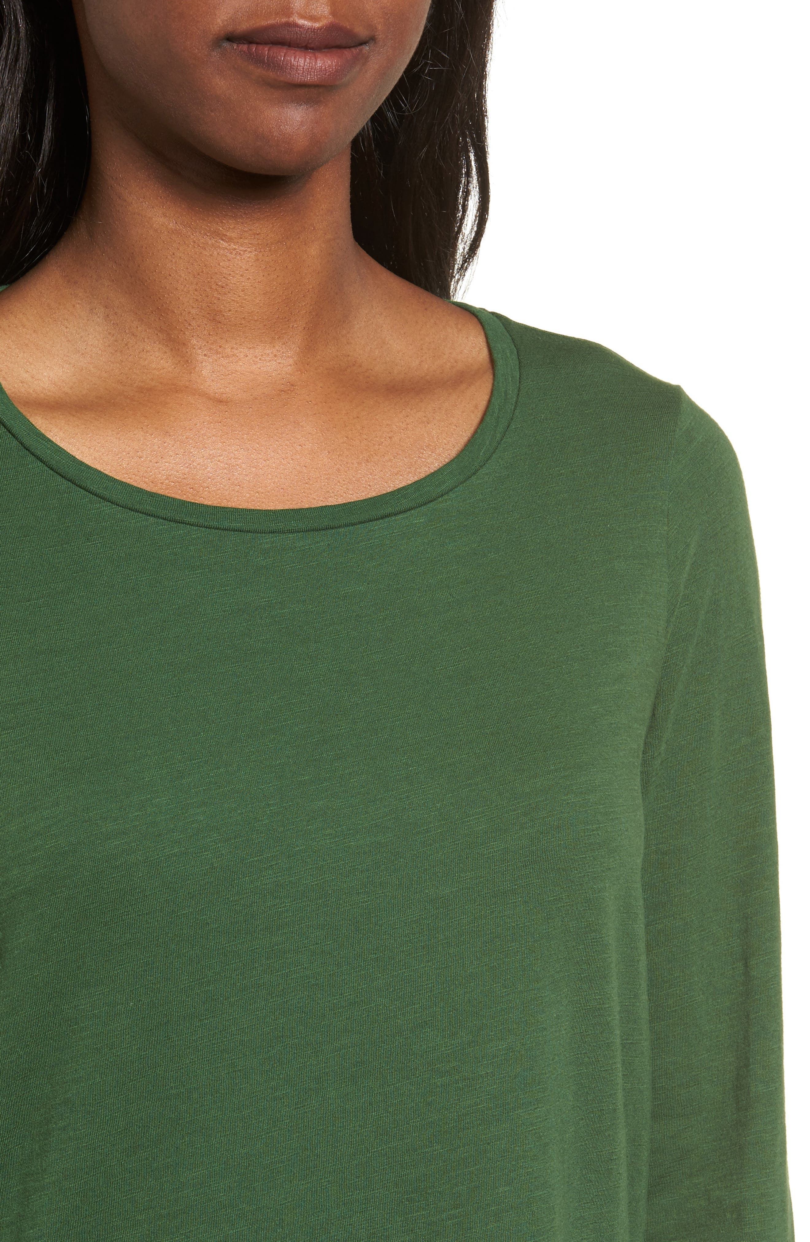Organic Cotton Tee,                             Alternate thumbnail 14, color,
