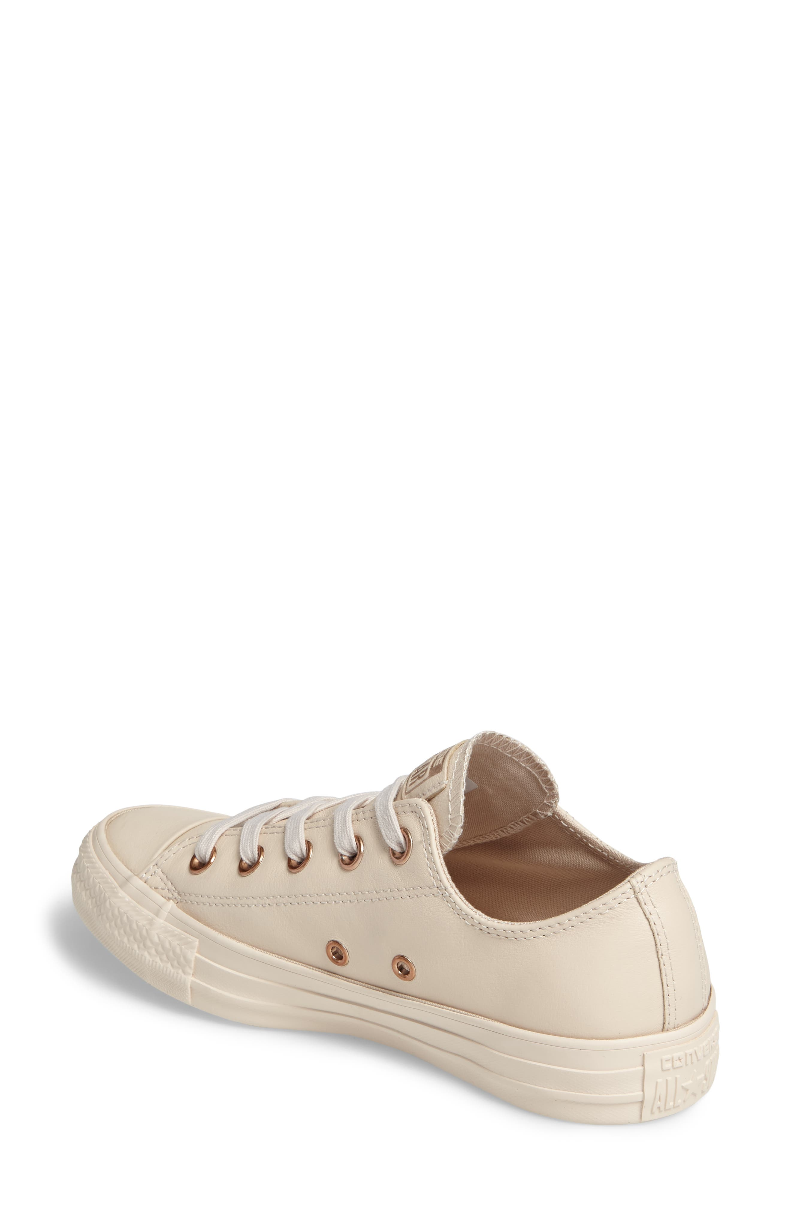 Chuck Taylor<sup>®</sup> All Star<sup>®</sup> Low Sneaker,                             Alternate thumbnail 2, color,