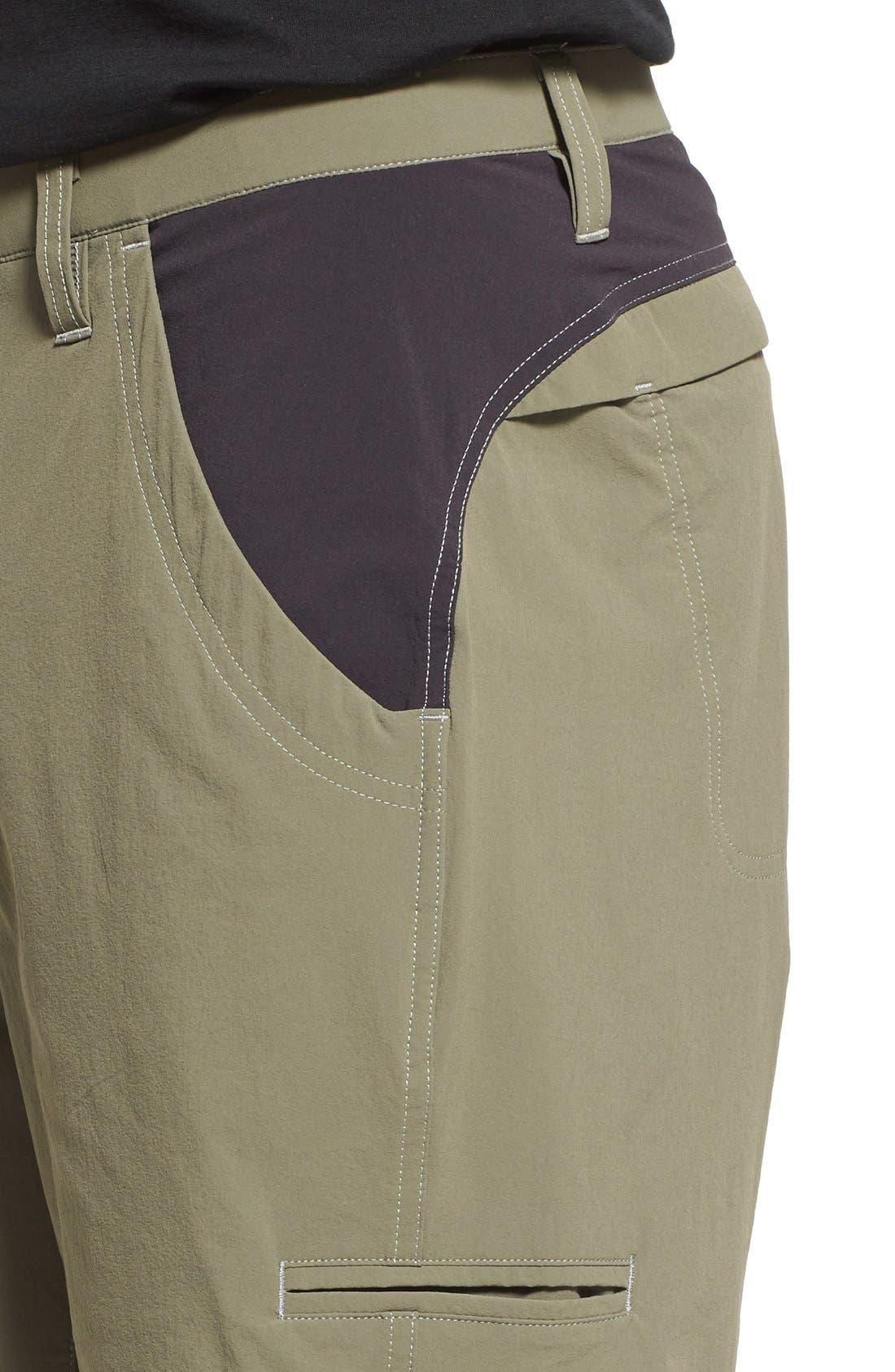 'Grayson' Shorts,                             Alternate thumbnail 4, color,                             309