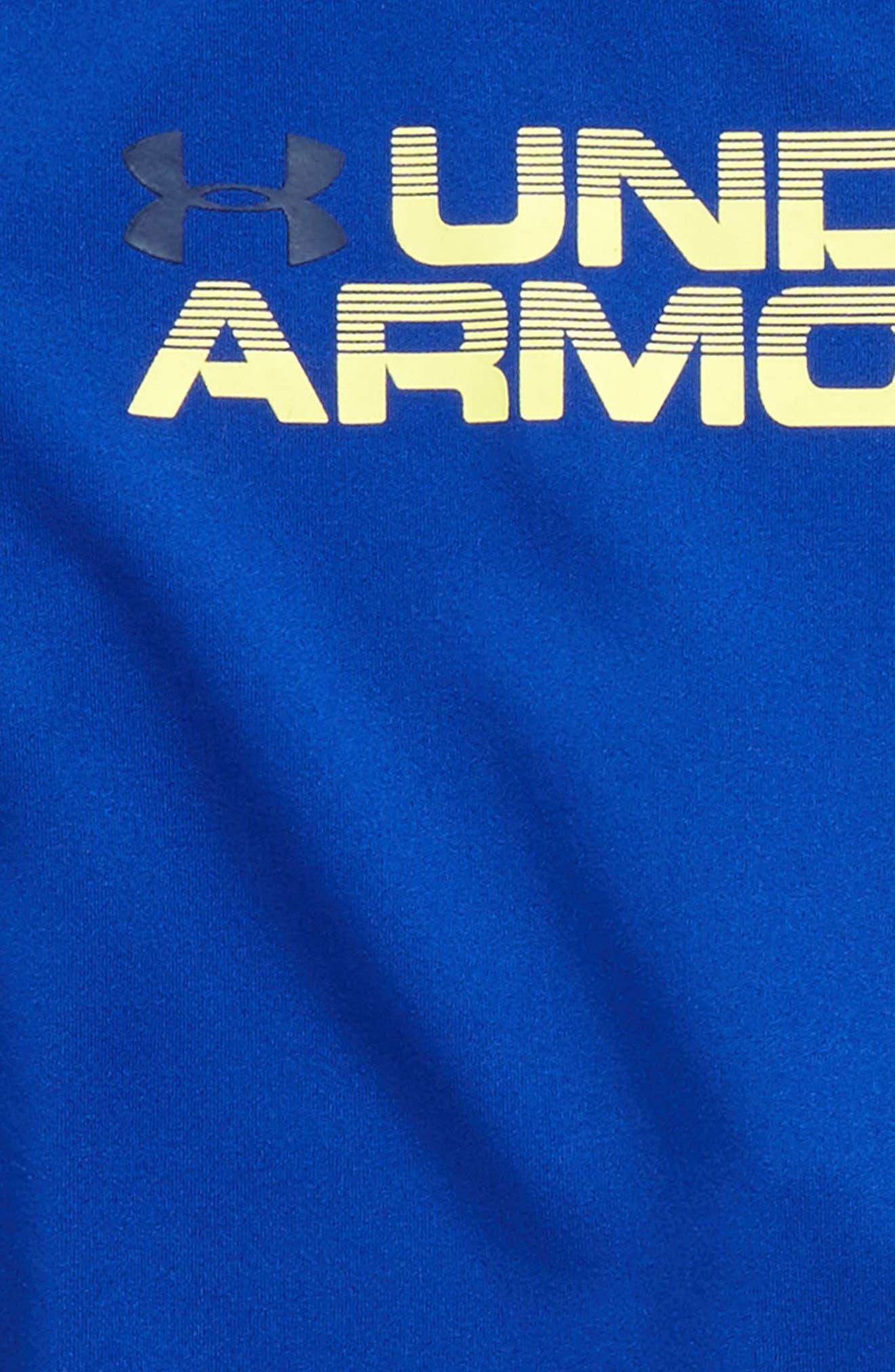UNDER ARMOUR,                             Accelerate T-Shirt & Sweatpants Set,                             Alternate thumbnail 2, color,                             450
