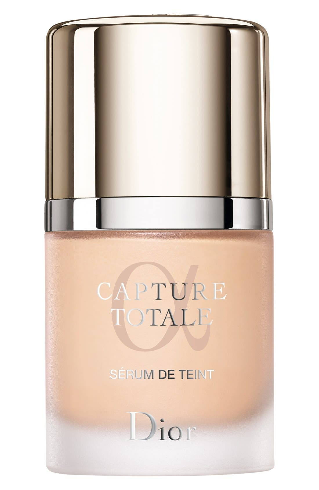 Capture Totale Foundation SPF 25,                         Main,                         color, 010 IVORY