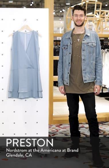 Florence V-Neck Minidress, sales video thumbnail