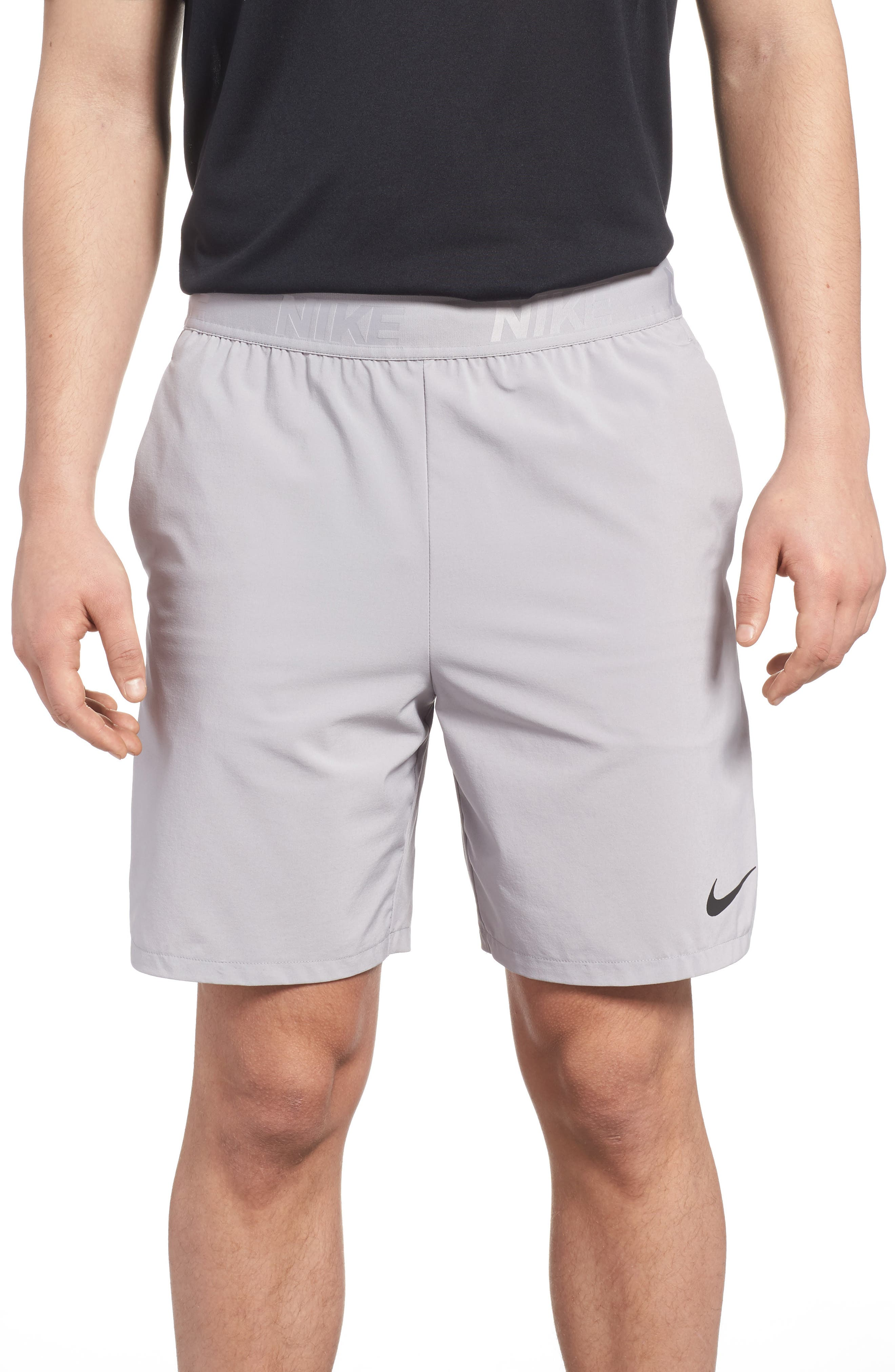 Nike Flex Vent Max Shorts Grey