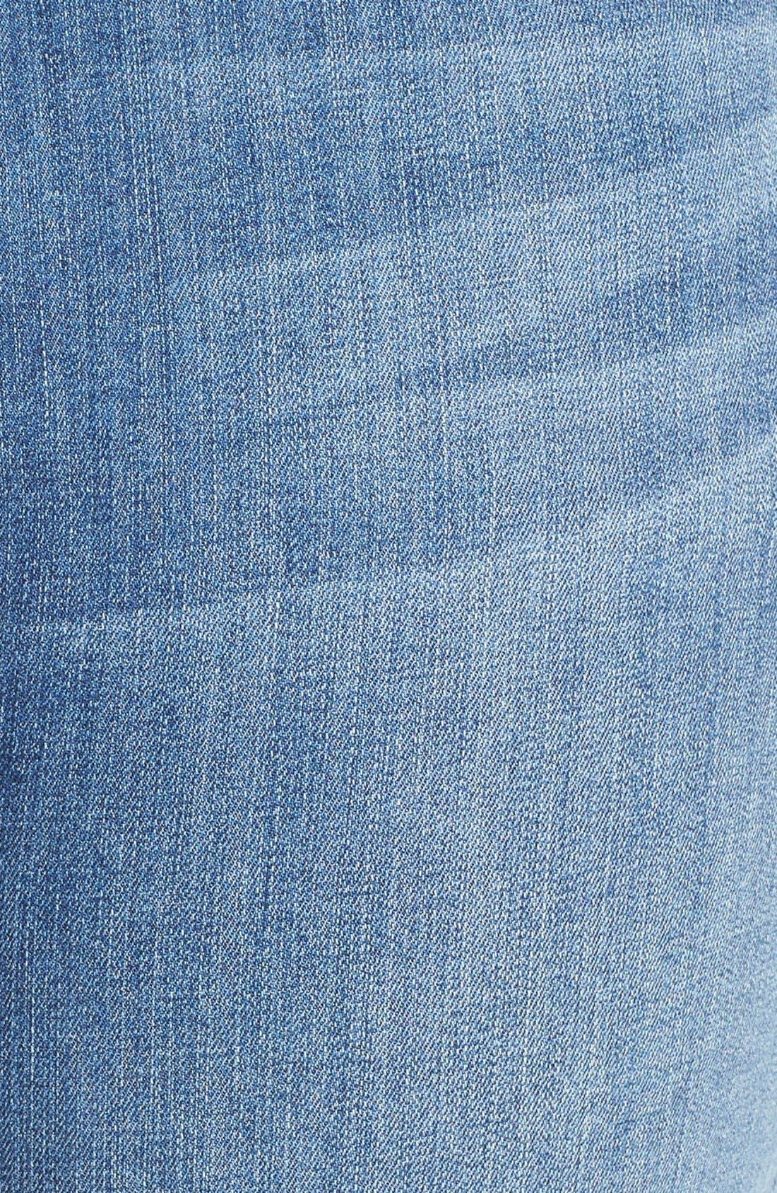 Wide Leg Crop Jeans,                             Alternate thumbnail 12, color,