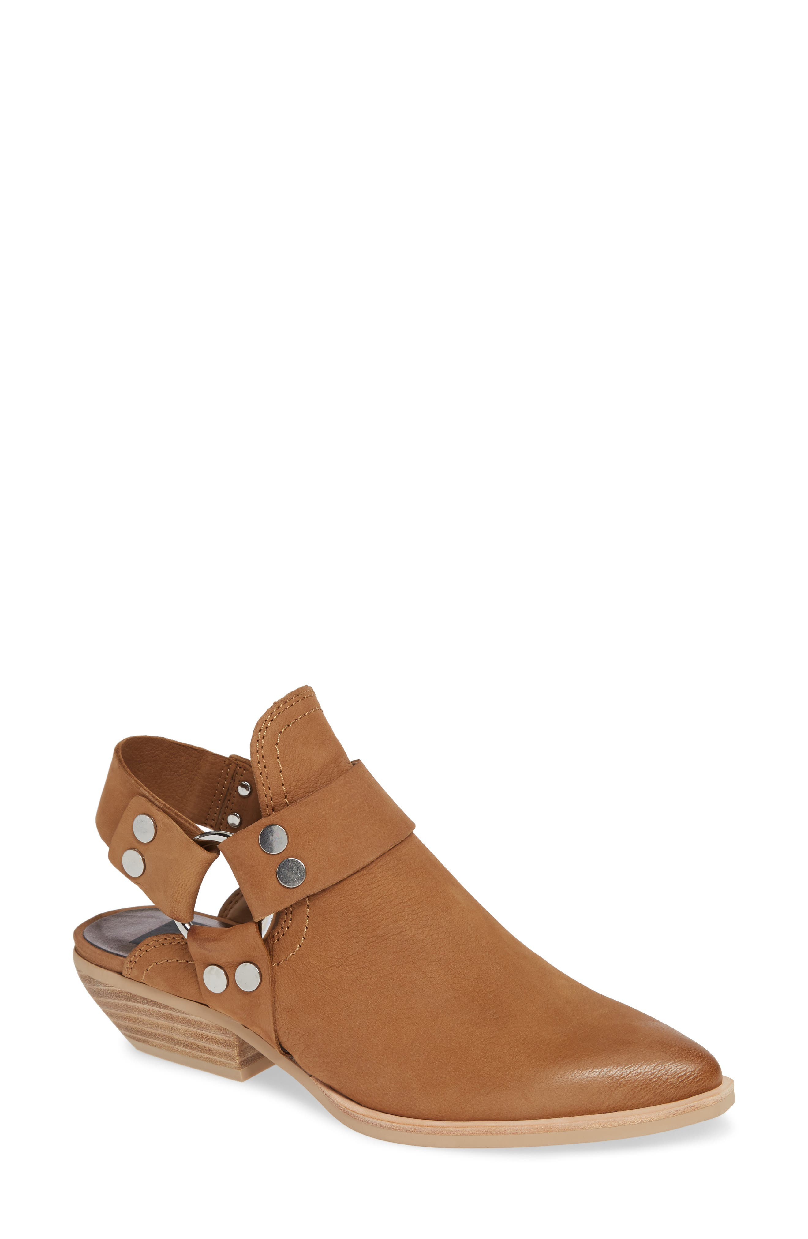 Urban Bootie,                             Main thumbnail 1, color,                             TAN NUBUCK LEATHER