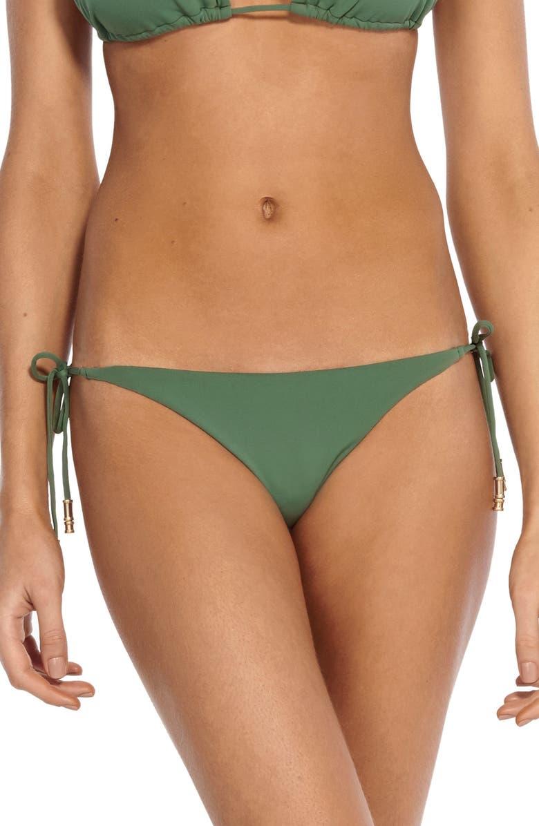 7e4903e72c081 ViX Swimwear Side Tie Bikini Bottoms