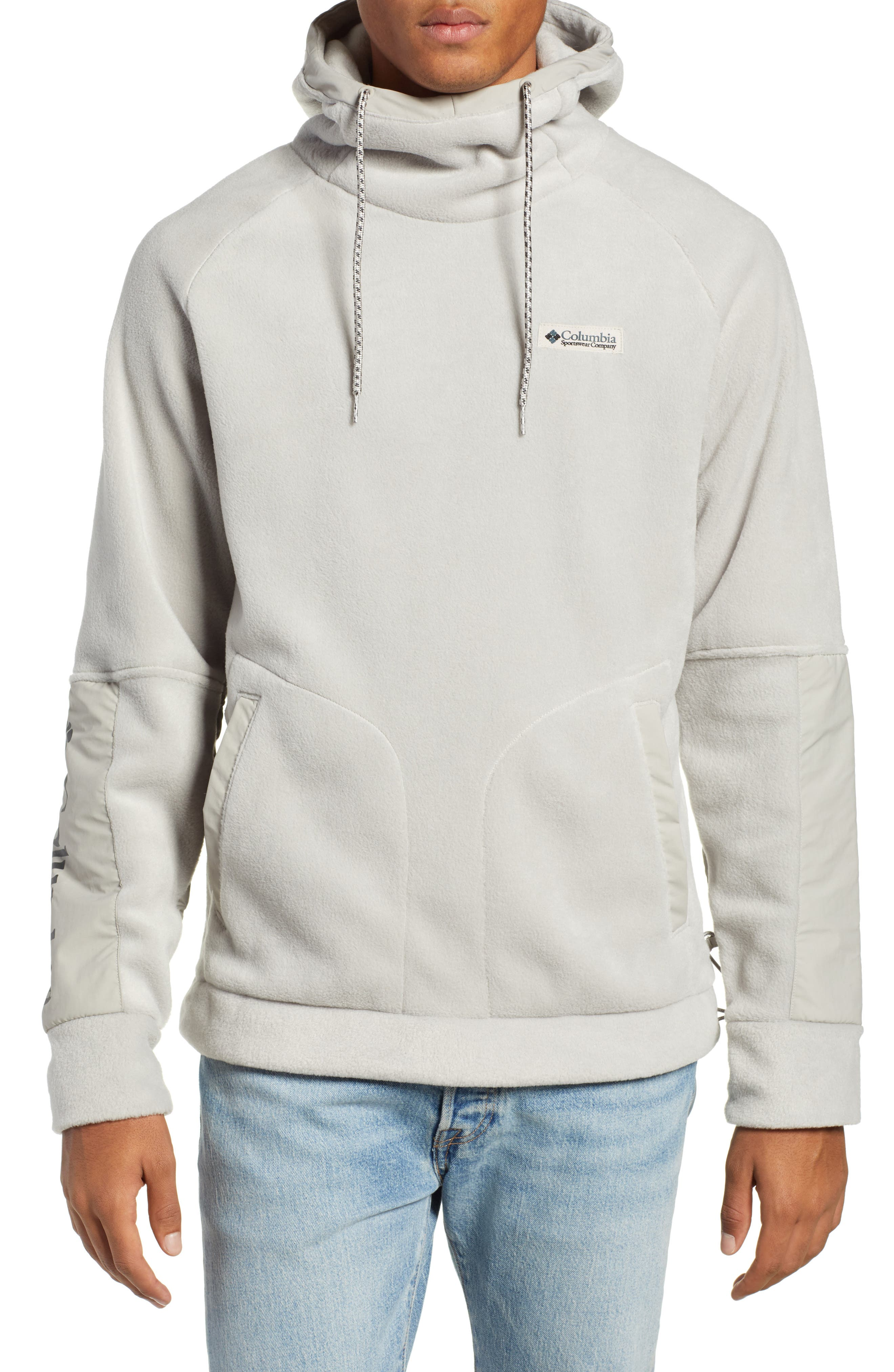 CSC Fleece Hoodie,                         Main,                         color, 027