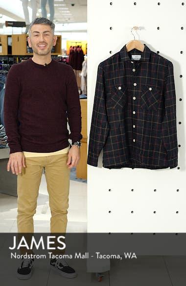 Whiting Tattersall Wool Shirt Jacket, sales video thumbnail