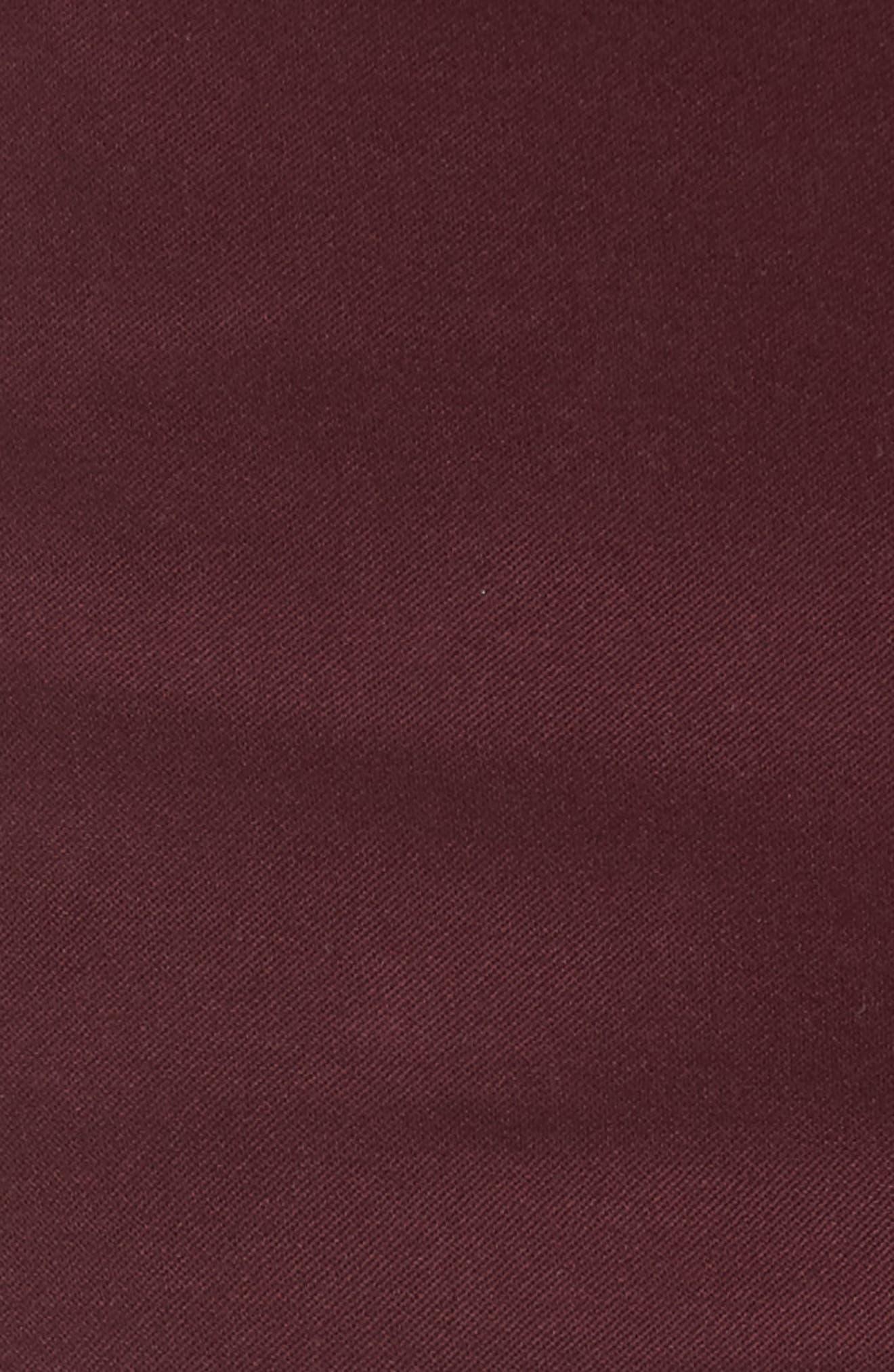 Chrissy Trimstone High Waist Step Hem Skinny Jeans,                             Alternate thumbnail 5, color,