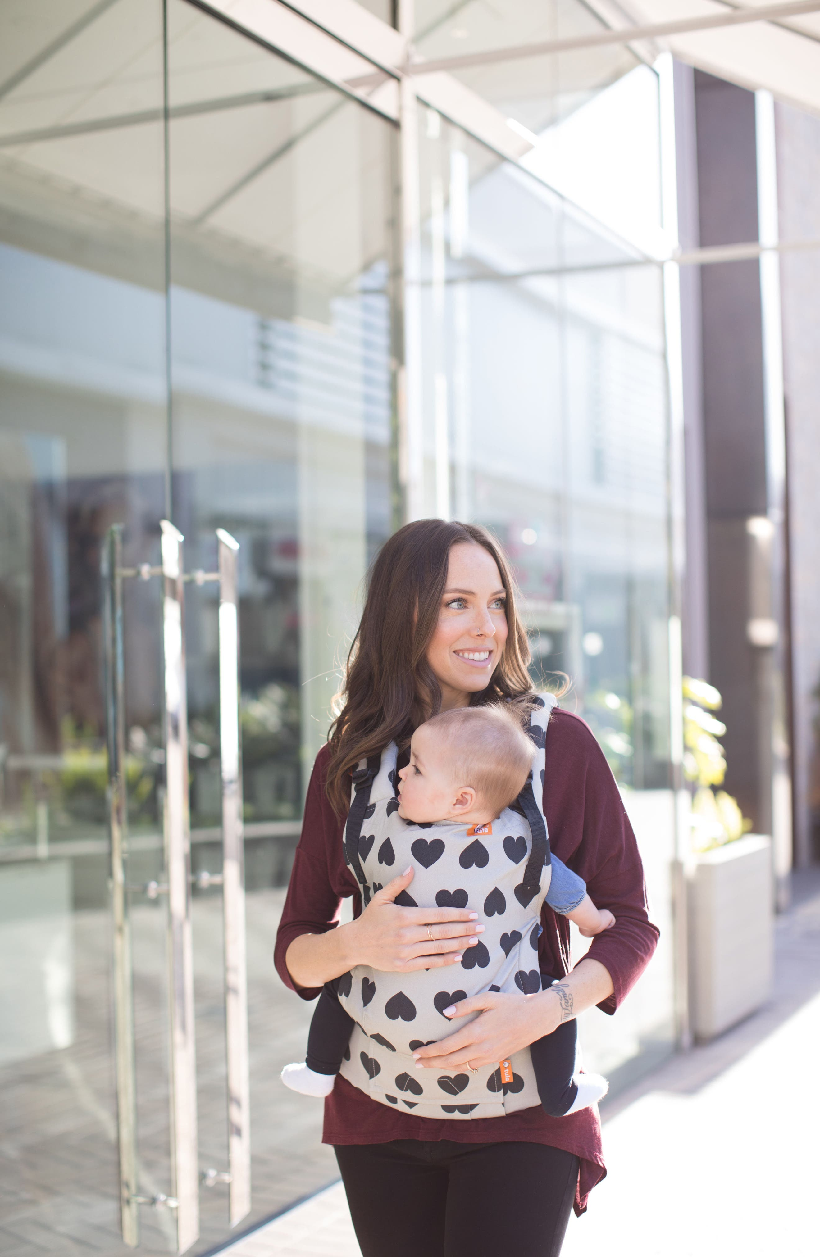 Lamour - Free-to-Grow Baby Carrier,                             Alternate thumbnail 2, color,                             LAMOUR