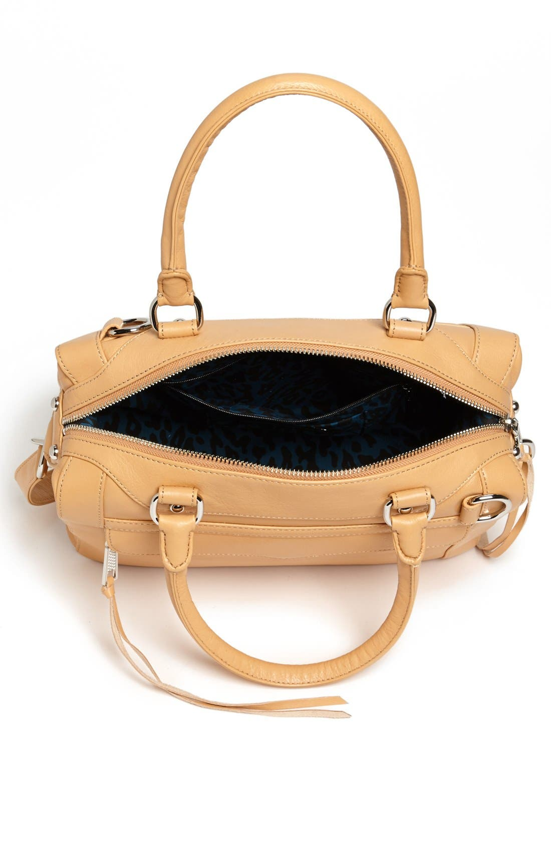 'MAB - Mini' Leather Satchel,                             Alternate thumbnail 22, color,