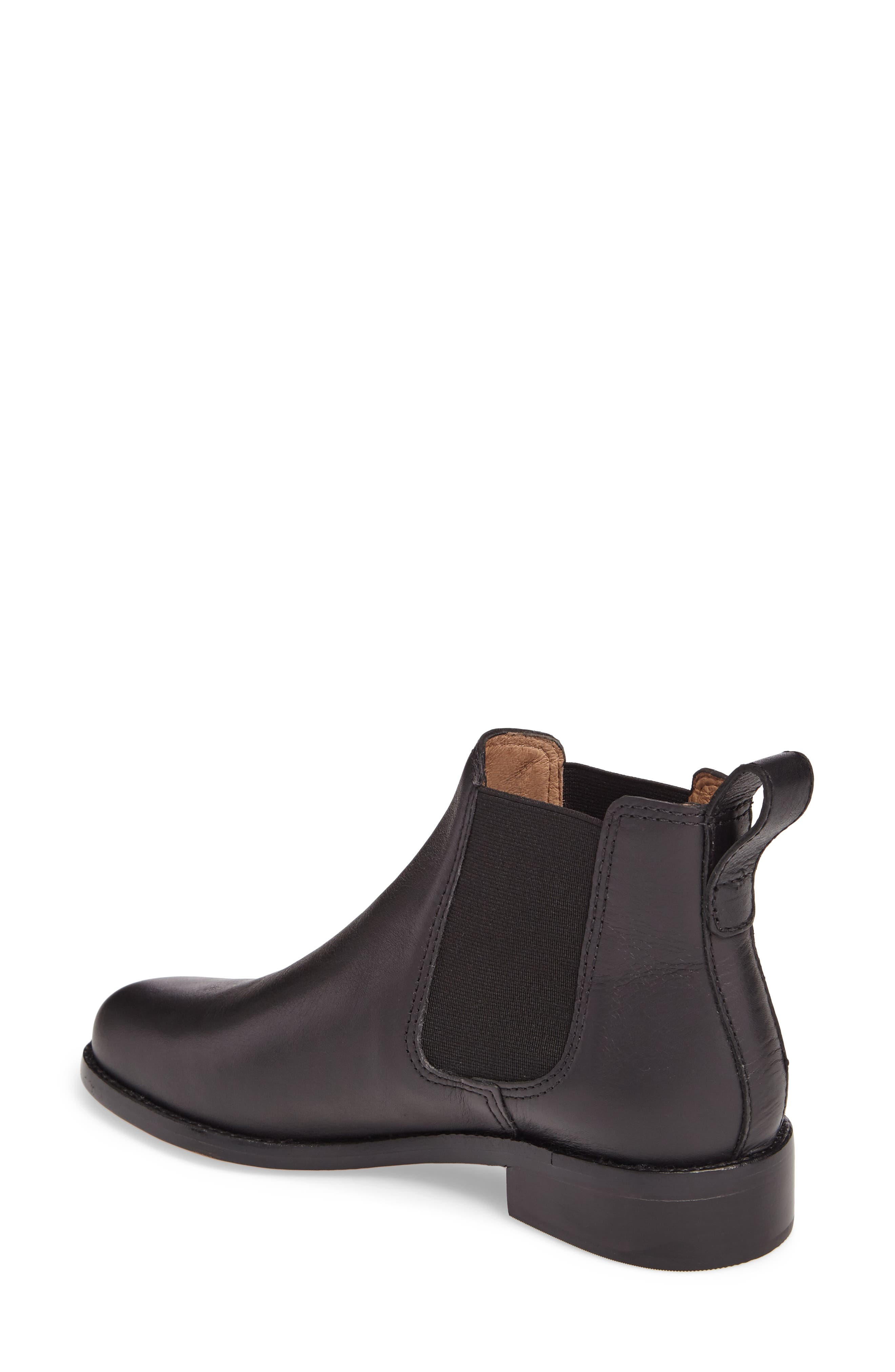 The Ainsley Chelsea Boot,                             Alternate thumbnail 2, color,                             001