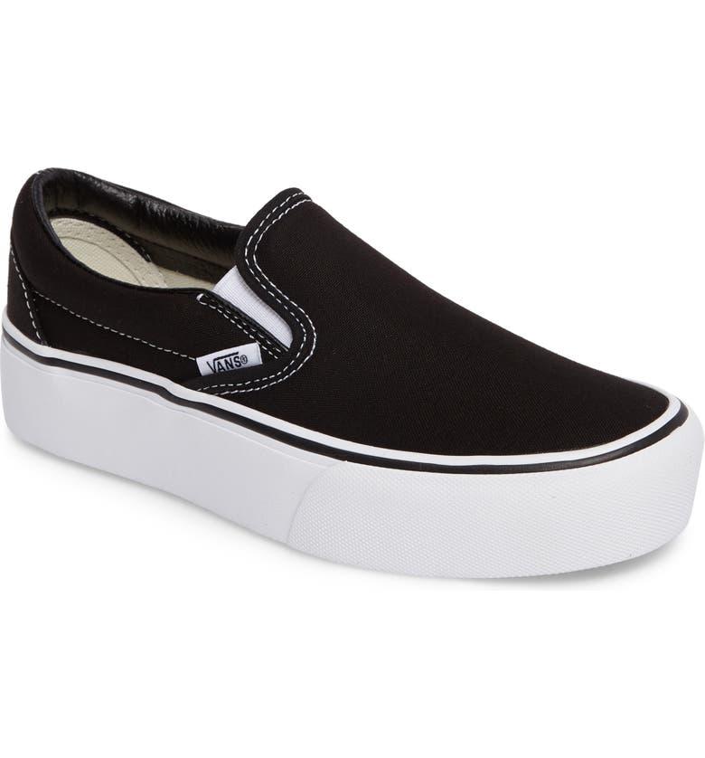 f6de5509f20 Vans Platform Slip-On Sneaker (Women)