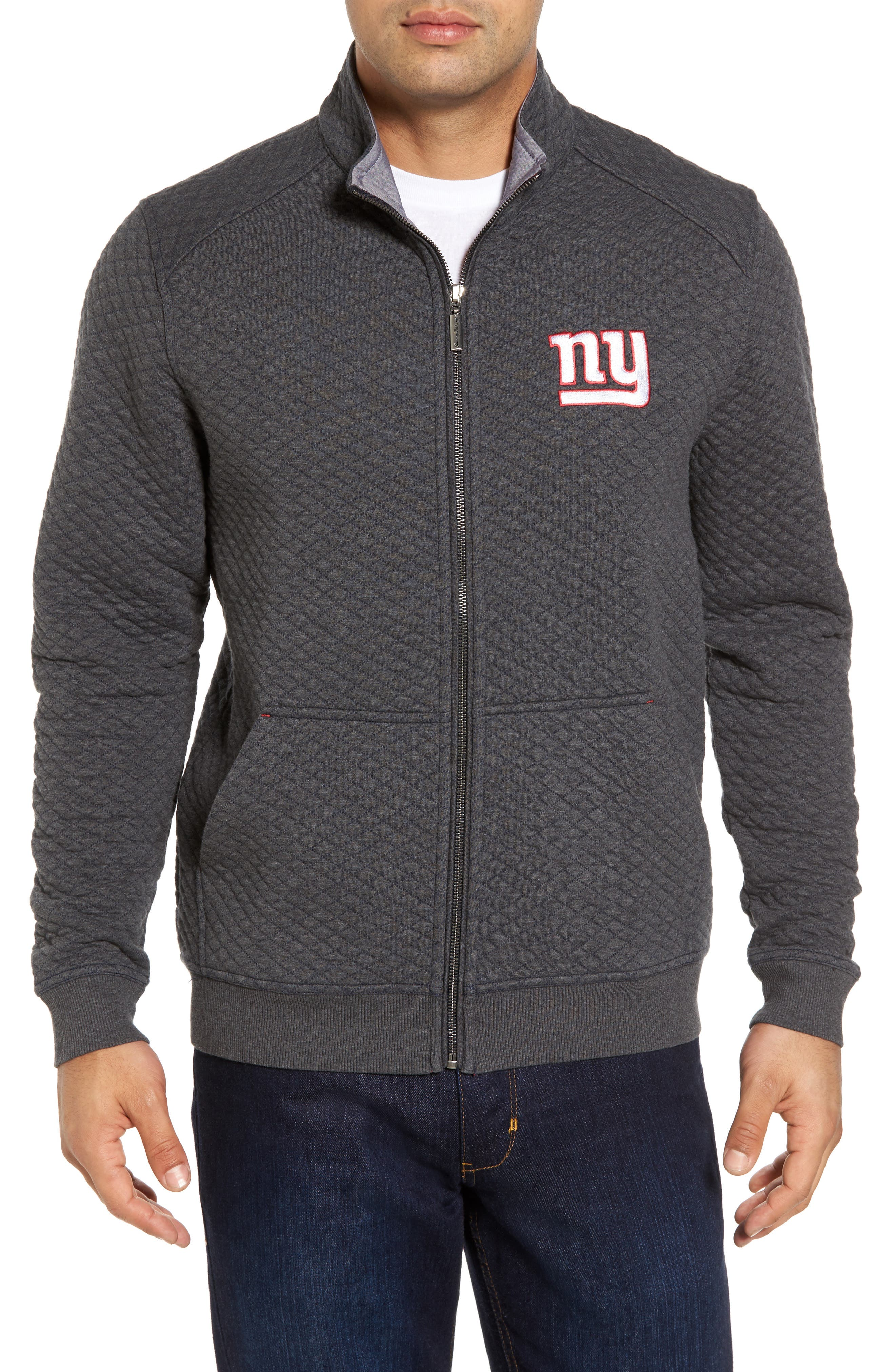 NFL Quiltessential Full Zip Sweatshirt,                             Main thumbnail 19, color,