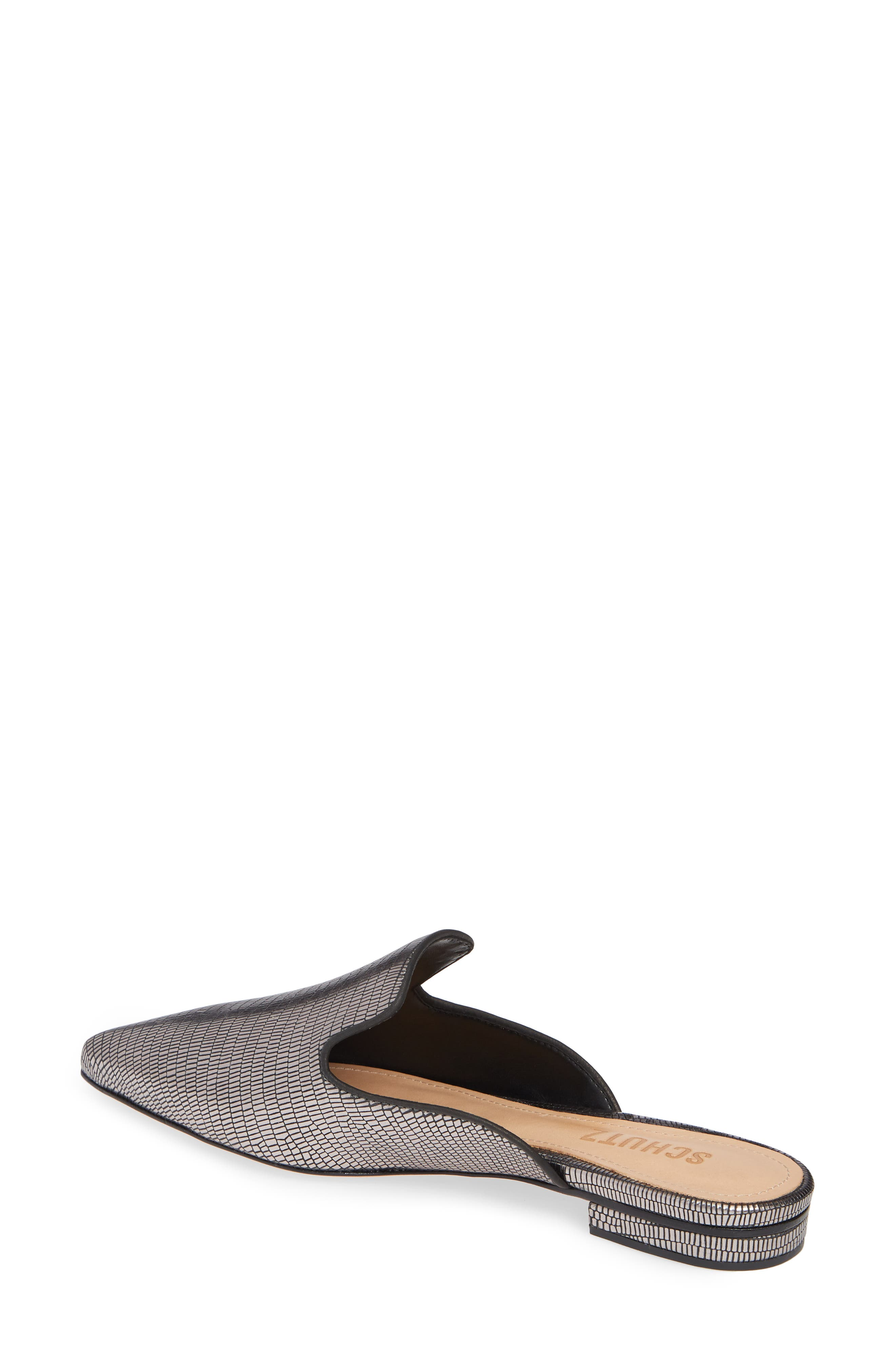 Tracy Embossed Mule,                             Alternate thumbnail 2, color,                             ACO