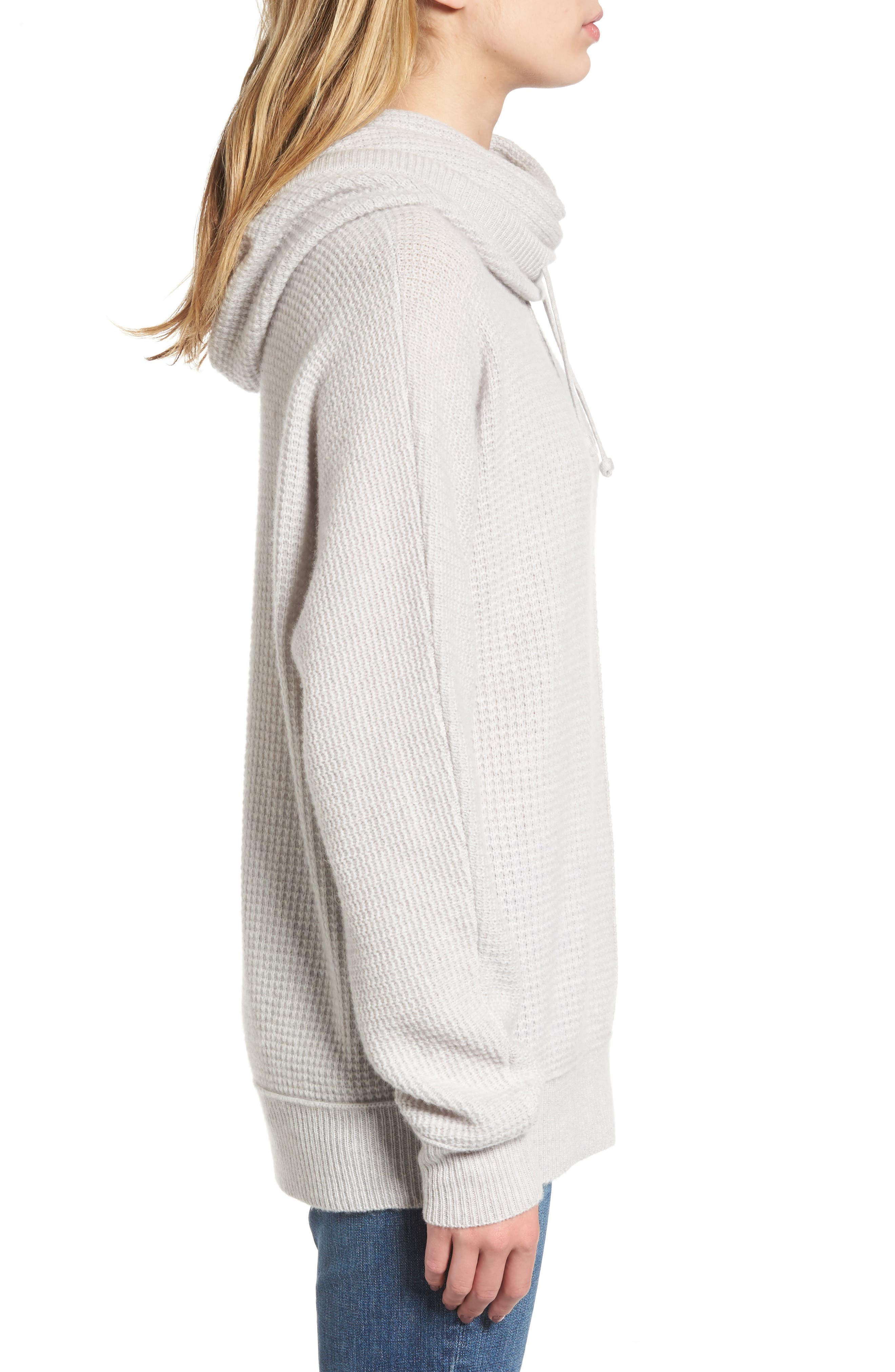 Thermal Cashmere Top,                             Alternate thumbnail 5, color,