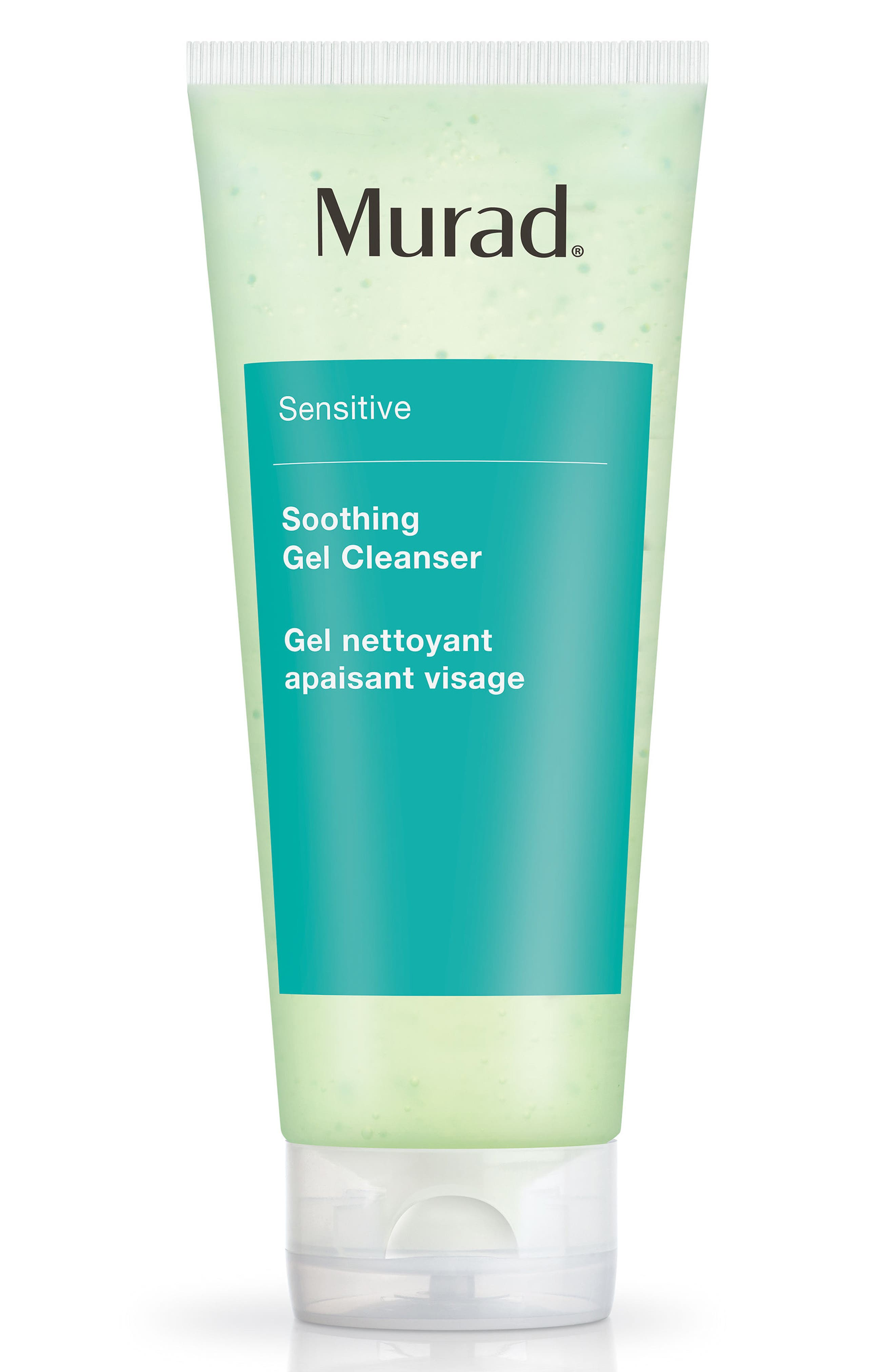 Soothing Gel Cleanser,                             Alternate thumbnail 2, color,                             NO COLOR