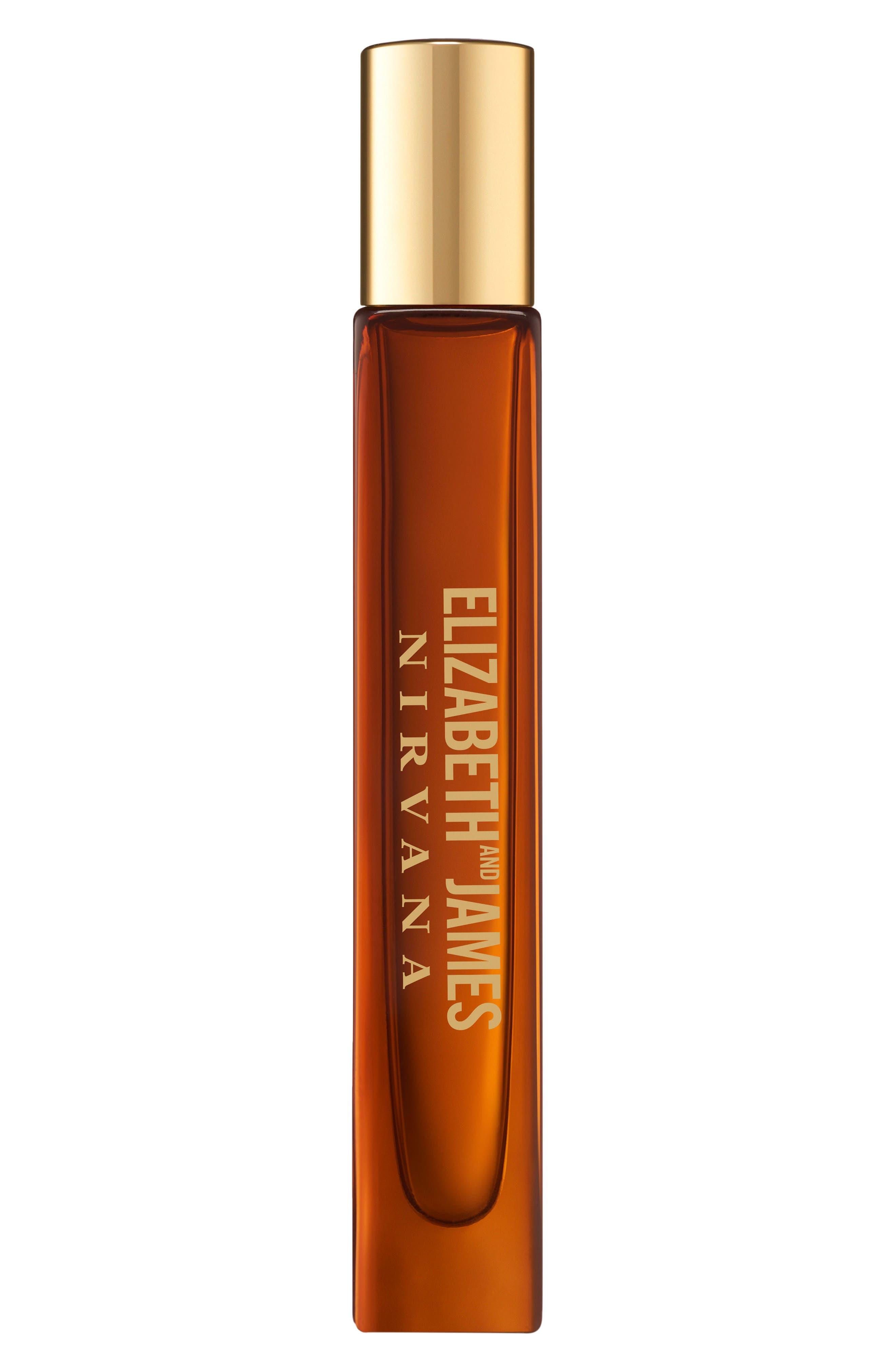 Bourbon Eau de Parfum Rollerball,                             Main thumbnail 1, color,                             000